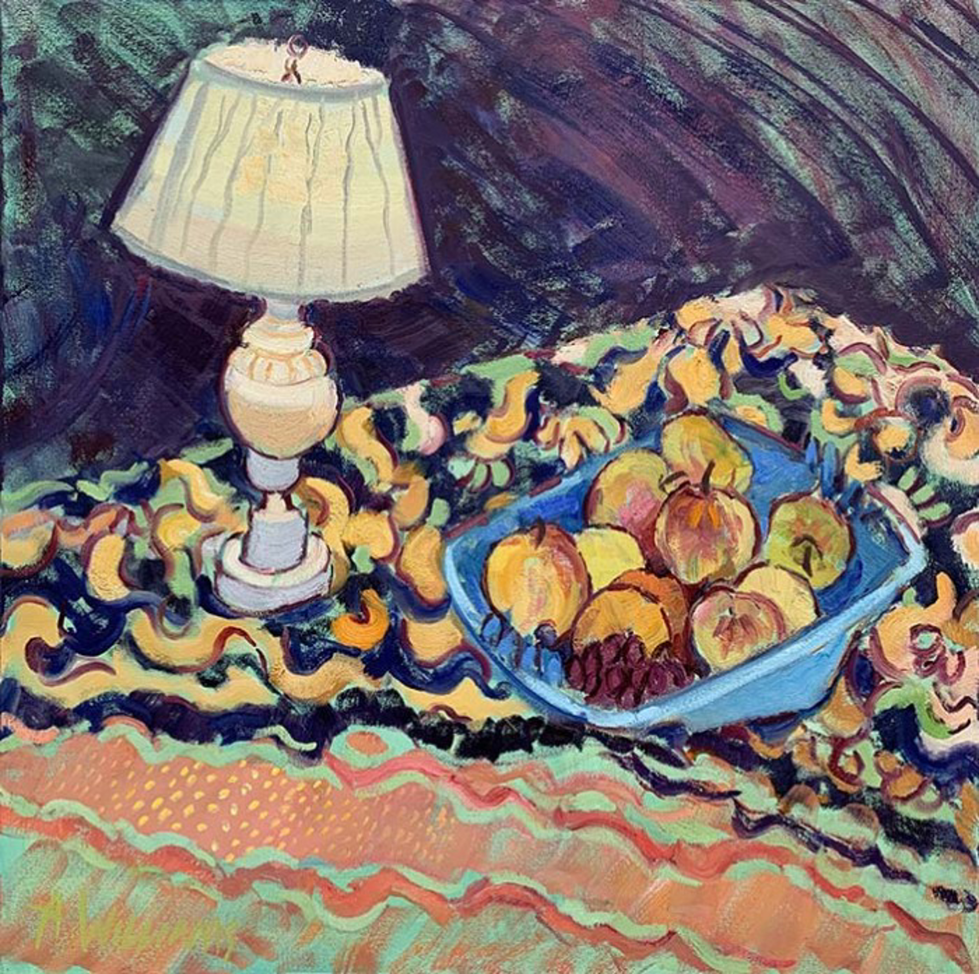Vintage Pattern by Alice Williams