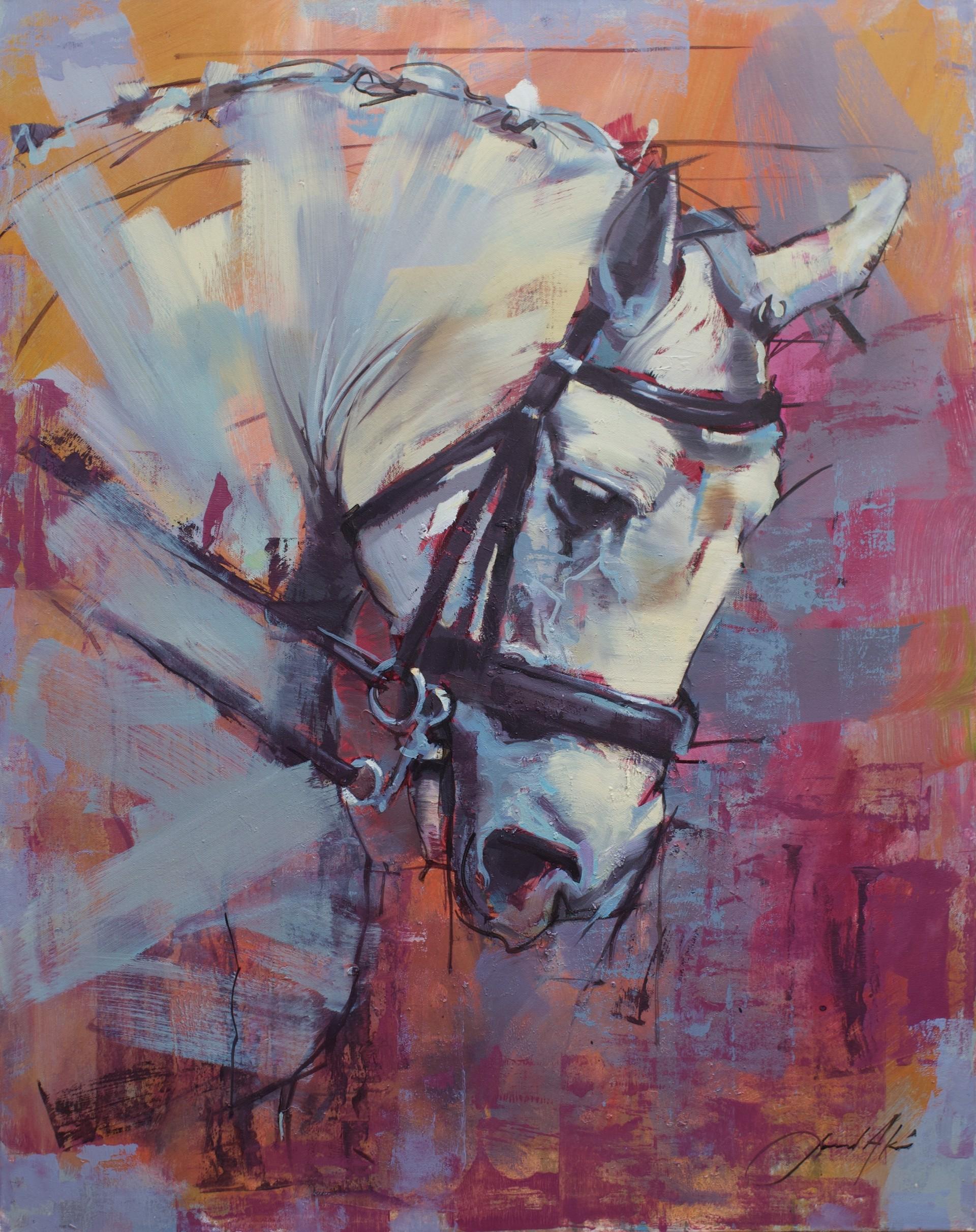 Equus II by Jamel Akib