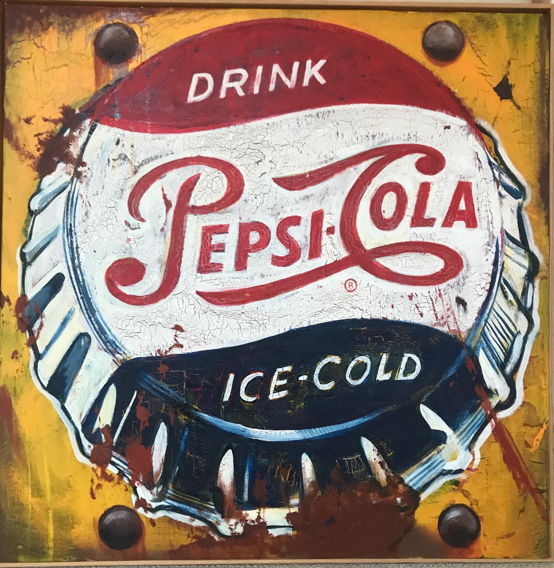 Drink Ice Cold by Scott Hewett