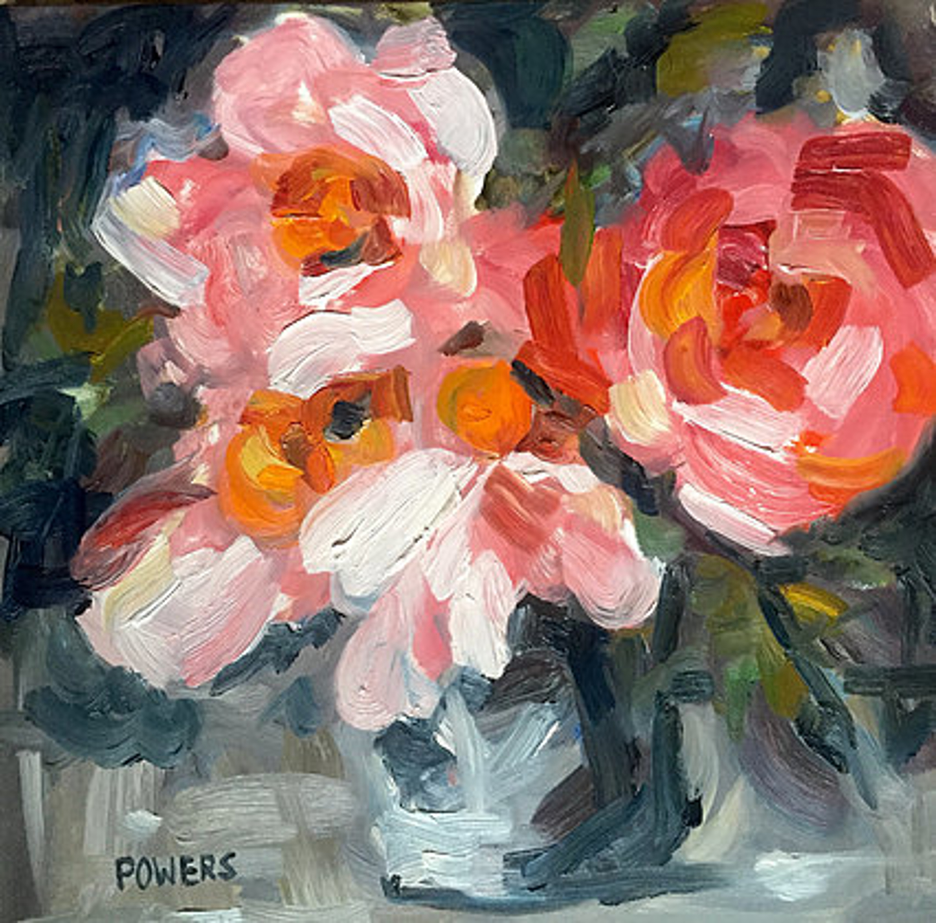 Pinks by Angela Powers