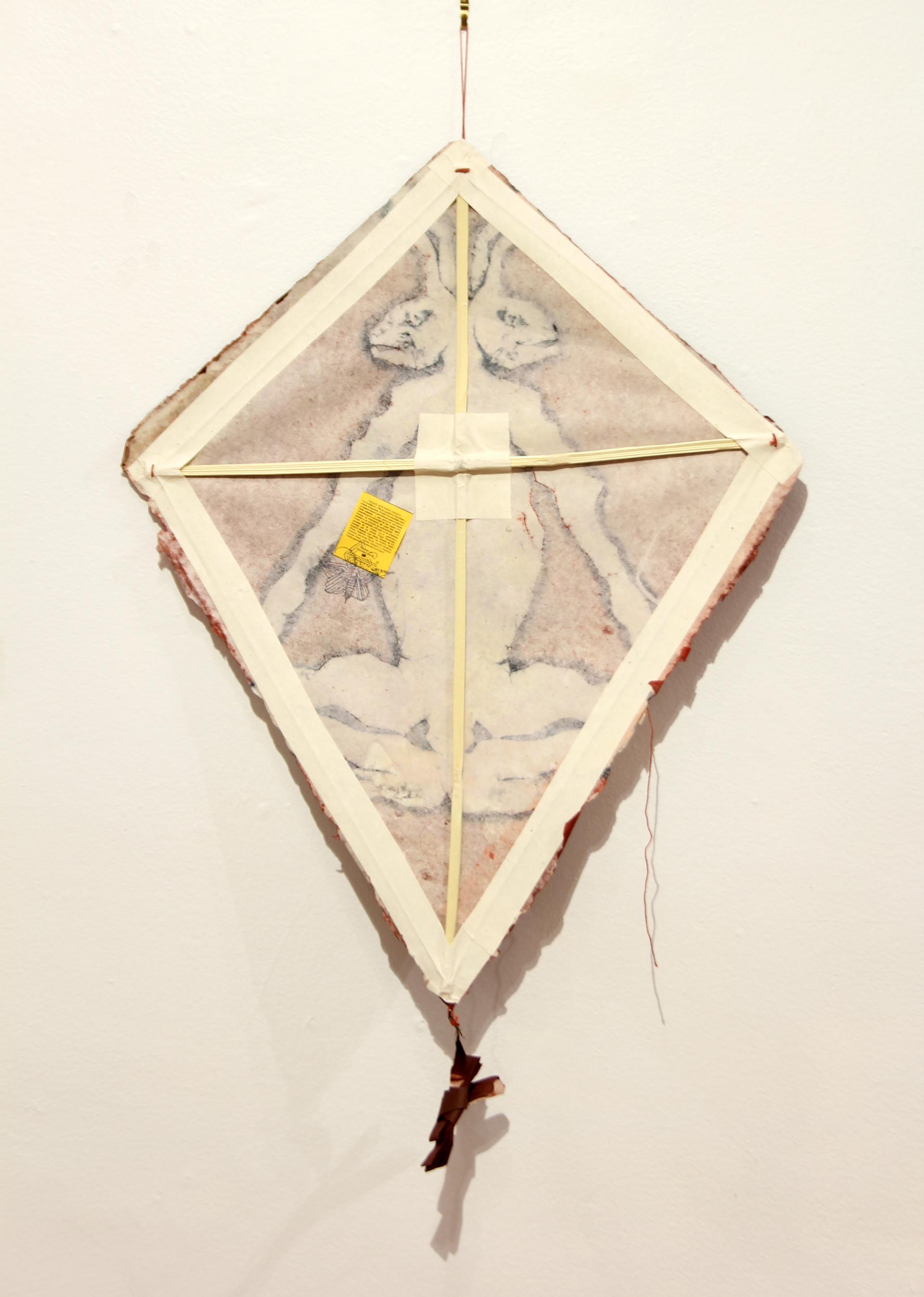 Conejos Kite by Francisco Toledo (1940 - 2019)