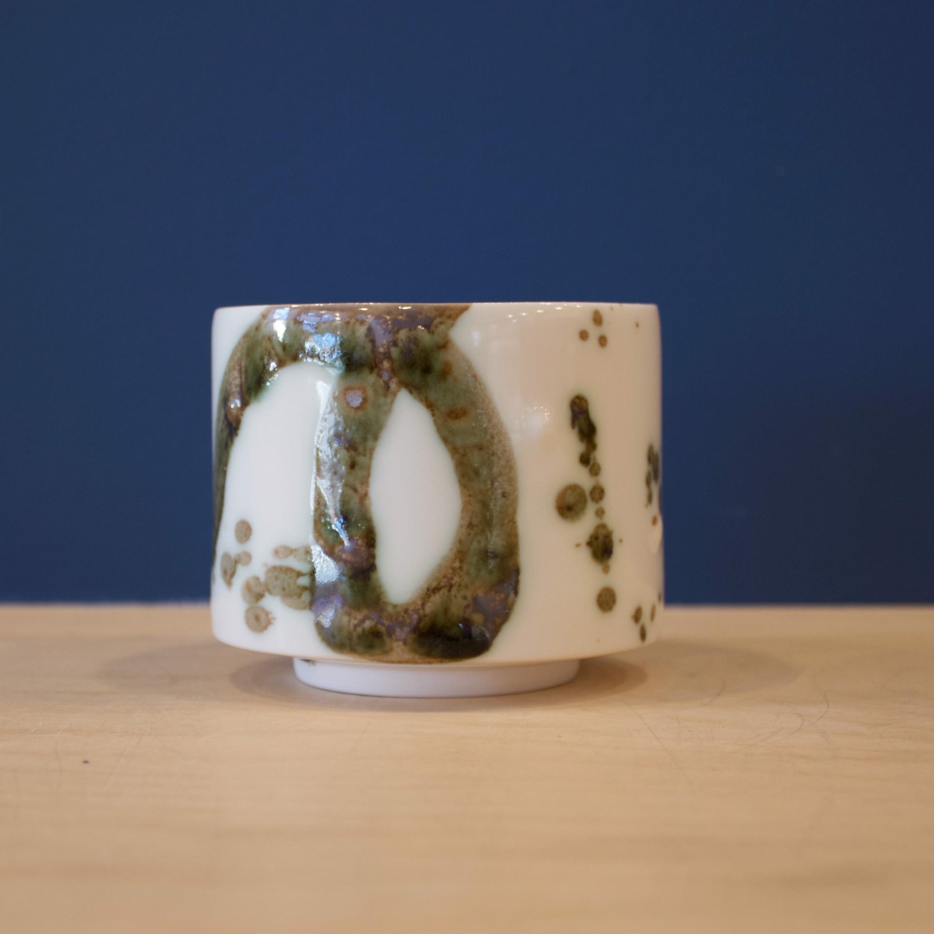 Splash Bump Teabowl by Patricia Thom
