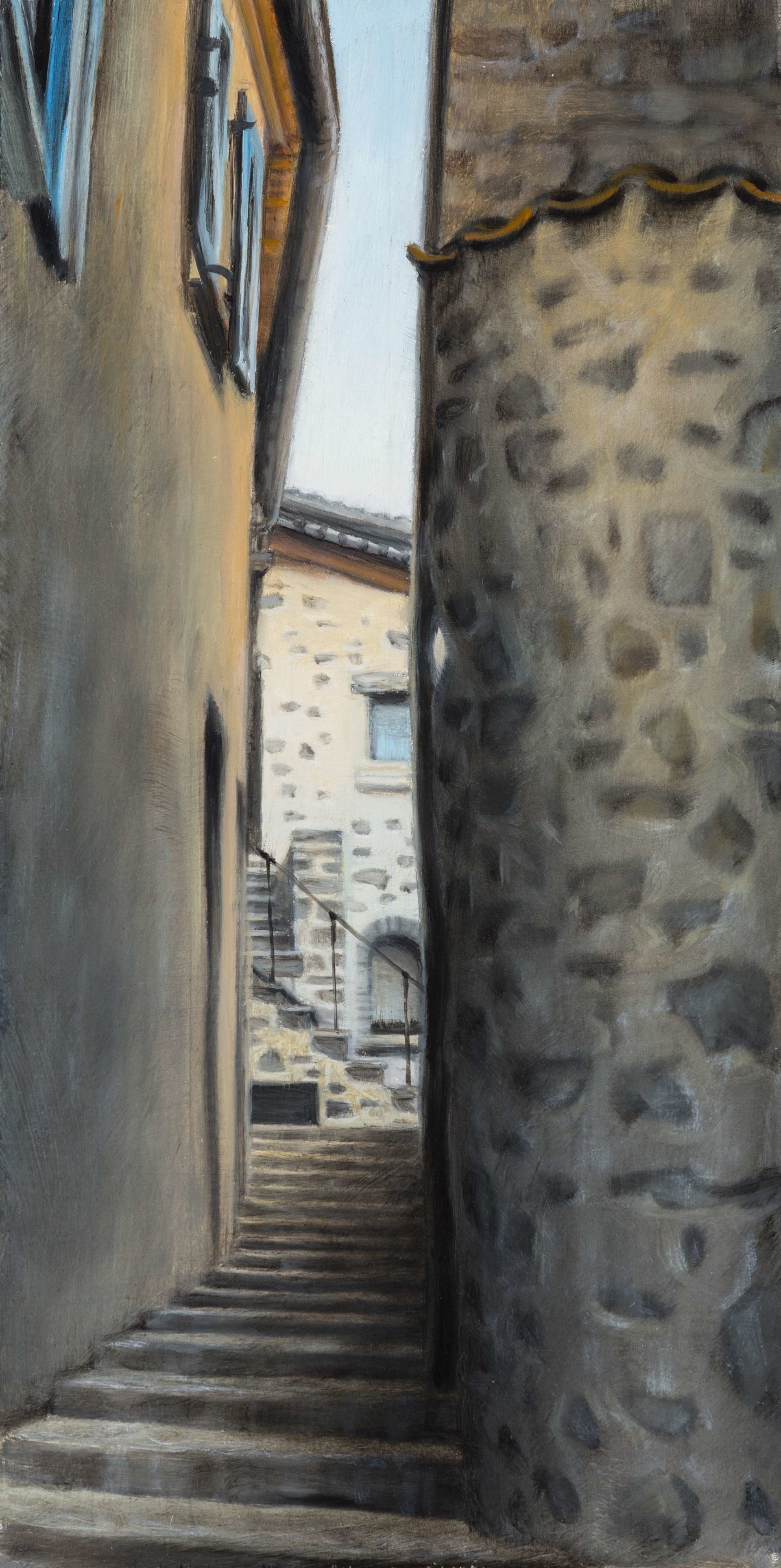 Alley II by Gregory Block