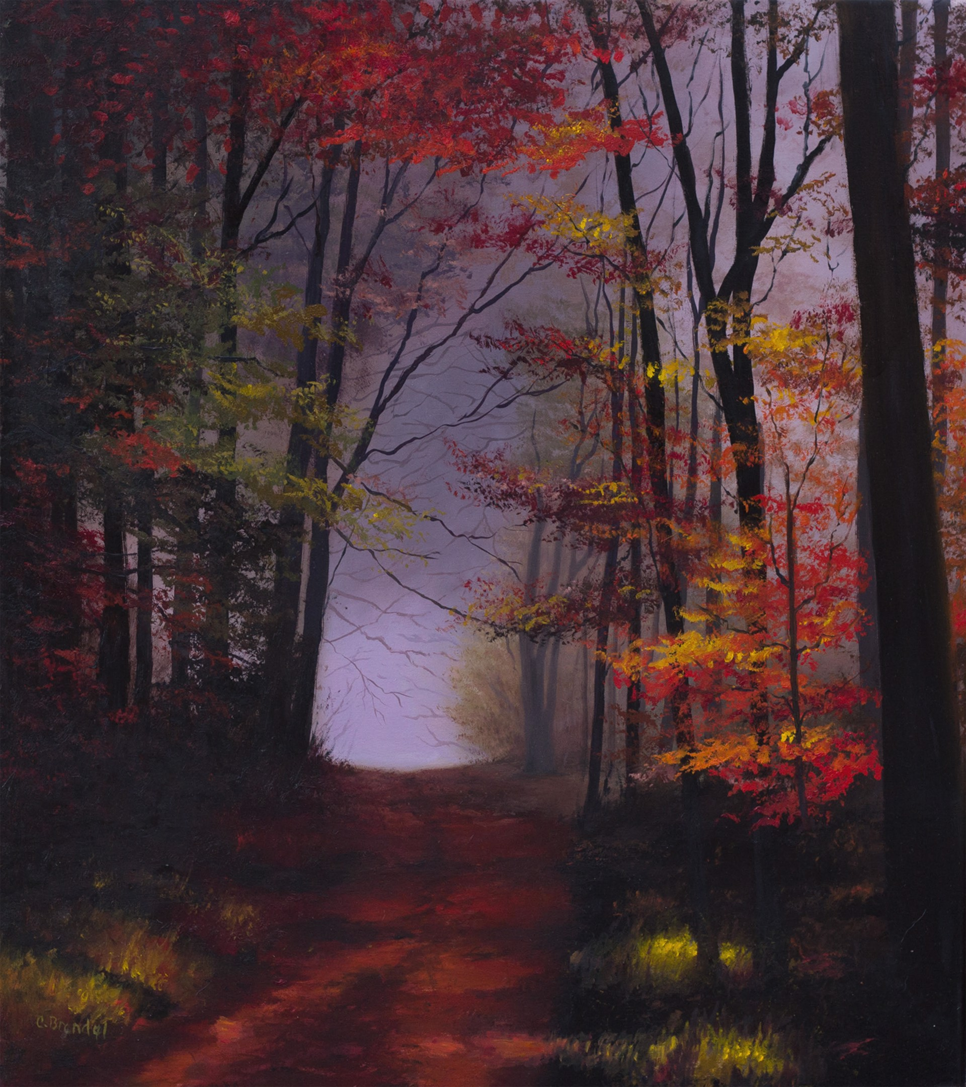 Ruby Woods by Cecilia Brendel