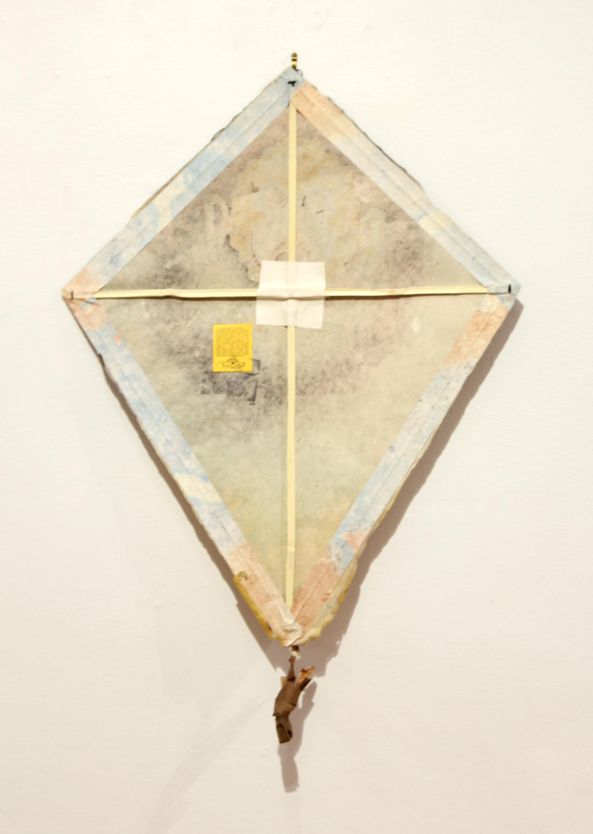 Mono Kite by Francisco Toledo (1940 - 2019)
