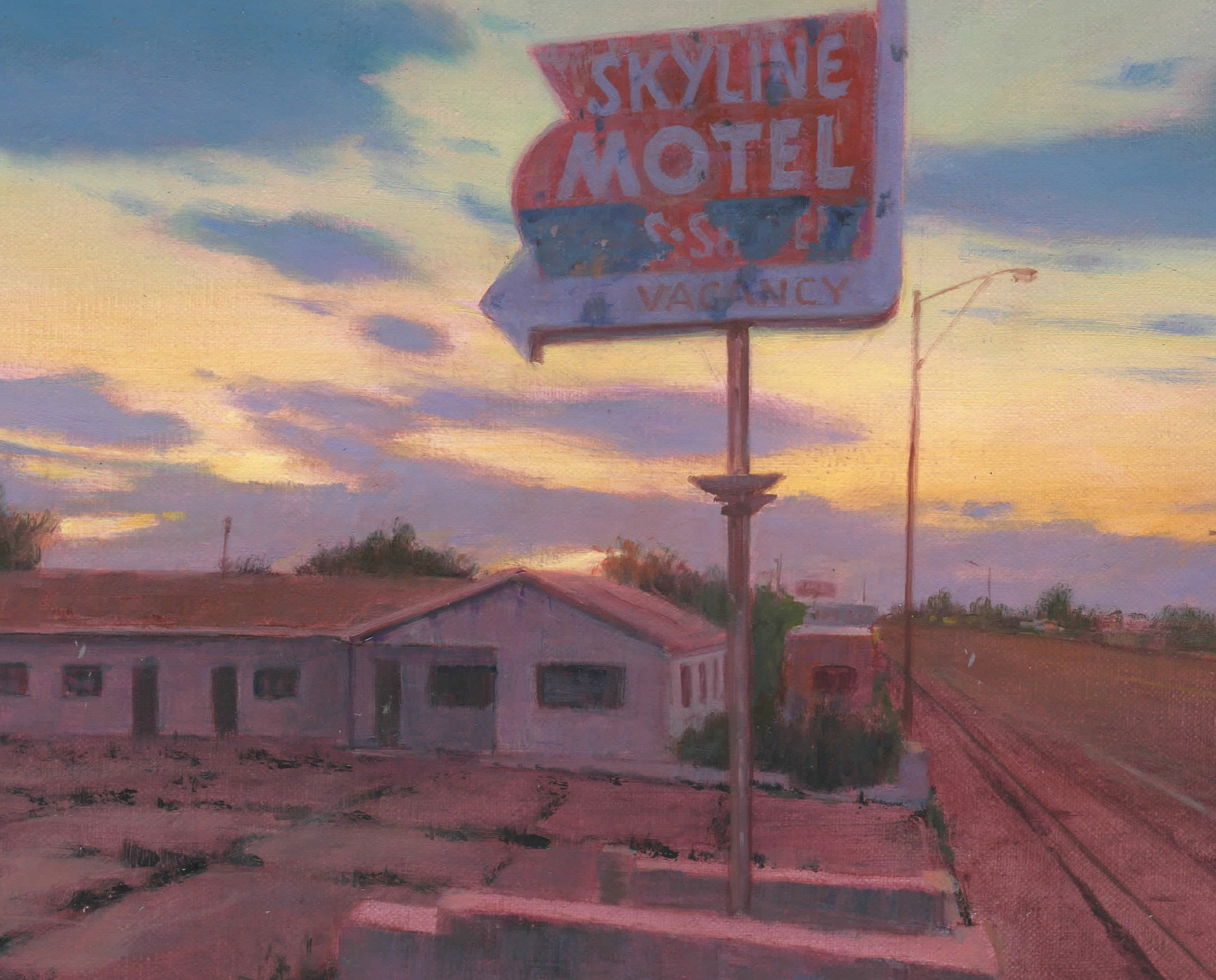 Skyline by Mark Harrison