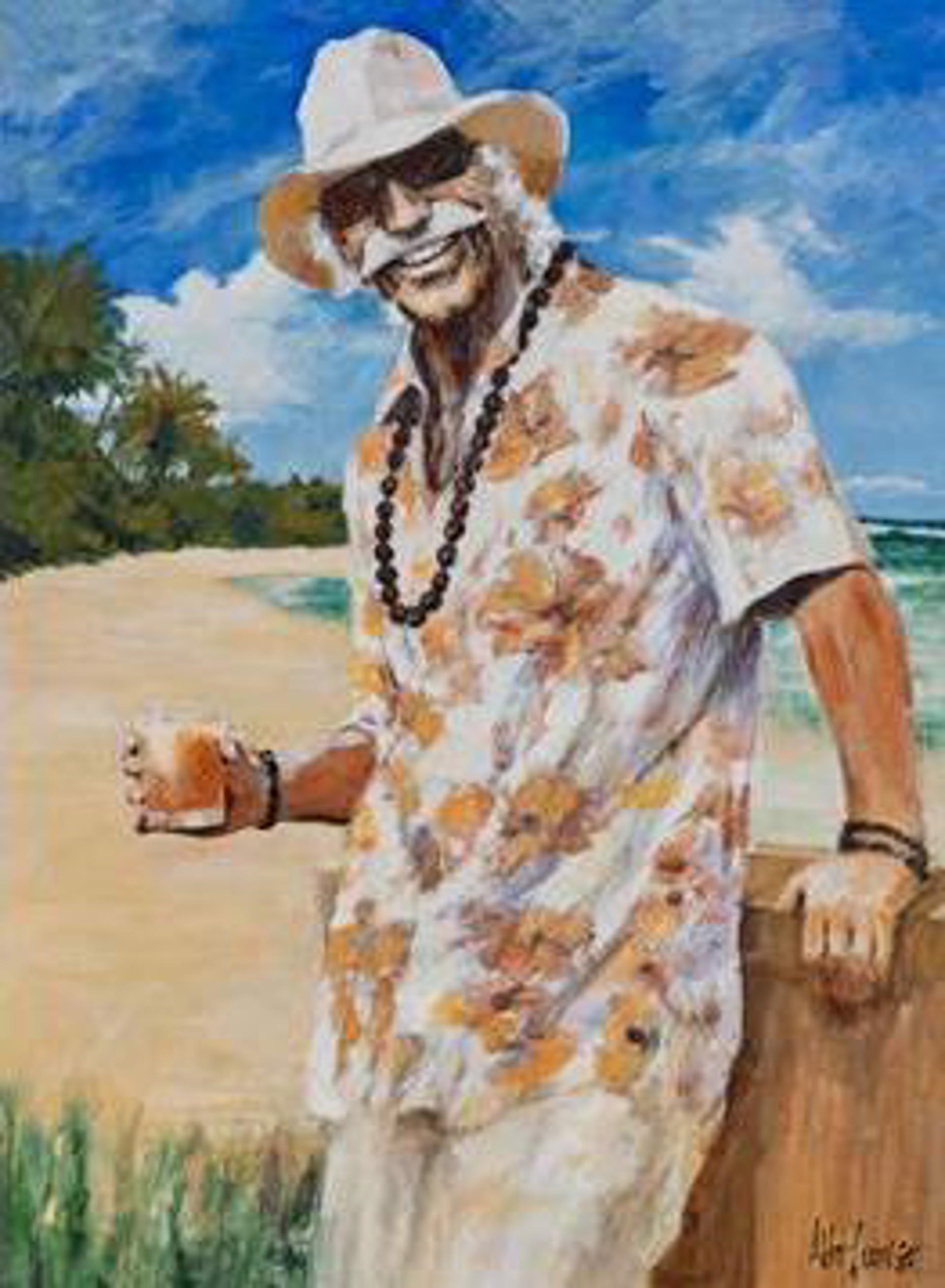 Aloha by Aldo Luongo