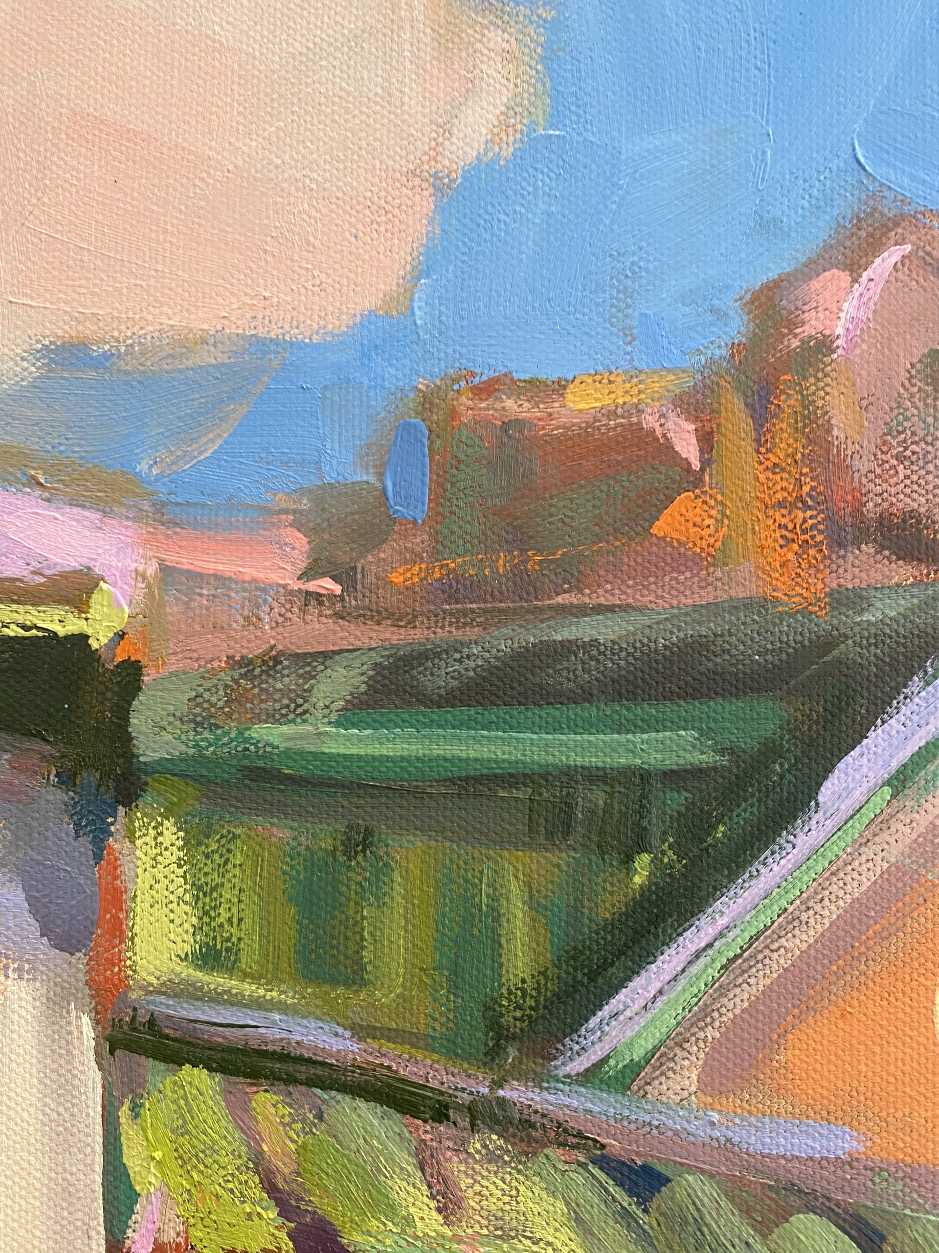 Elliott Street by Marissa Vogl