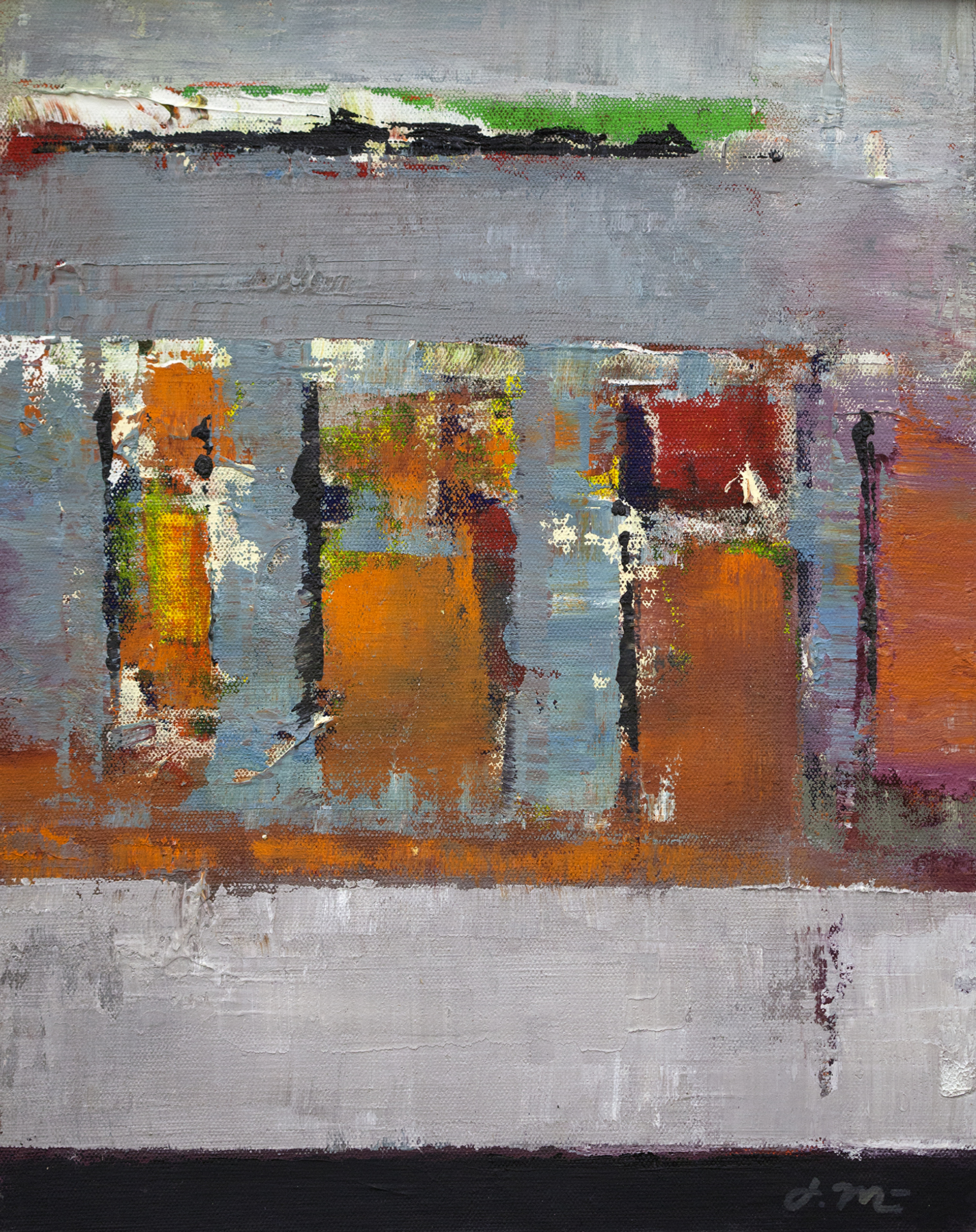 Floating Structure by John McCaw