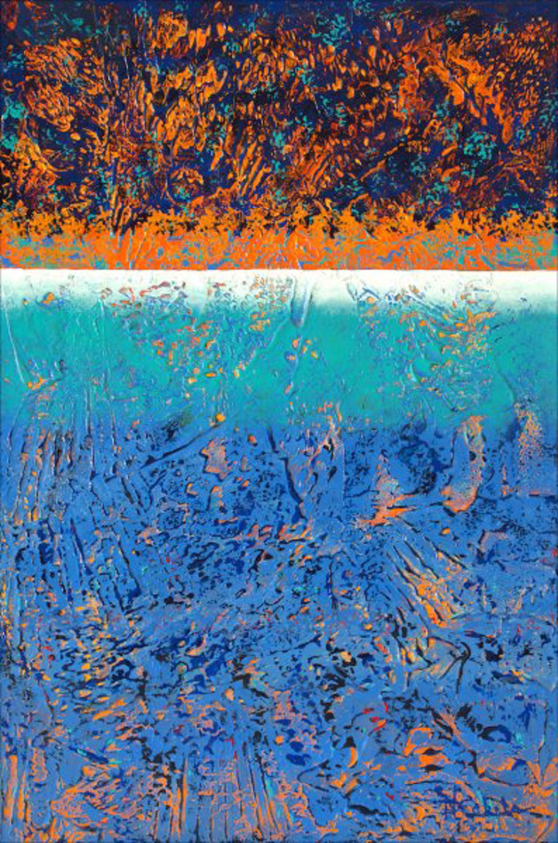Early Sea Light by Nancy Eckels