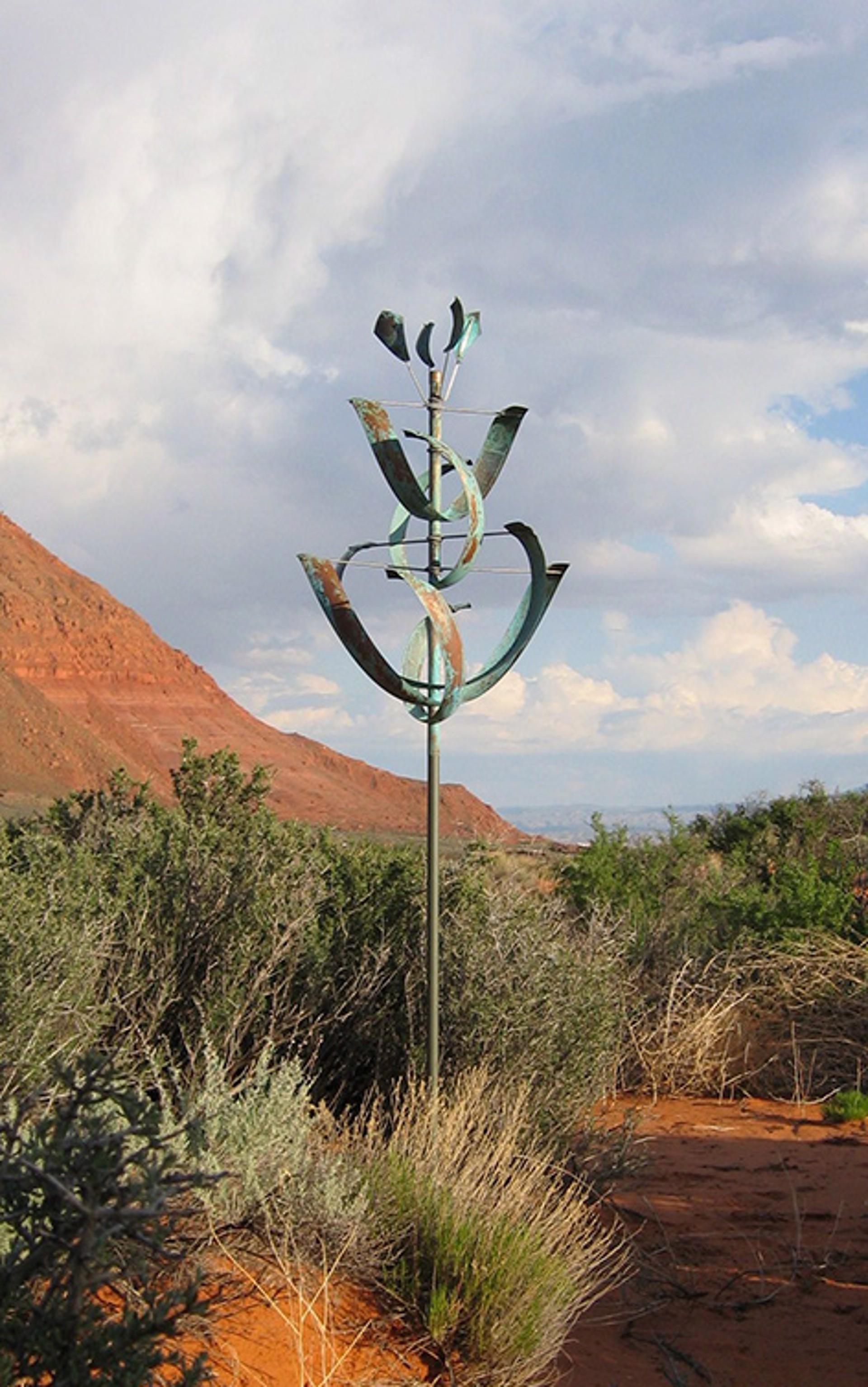 Desert Lily  by Lyman Whitaker