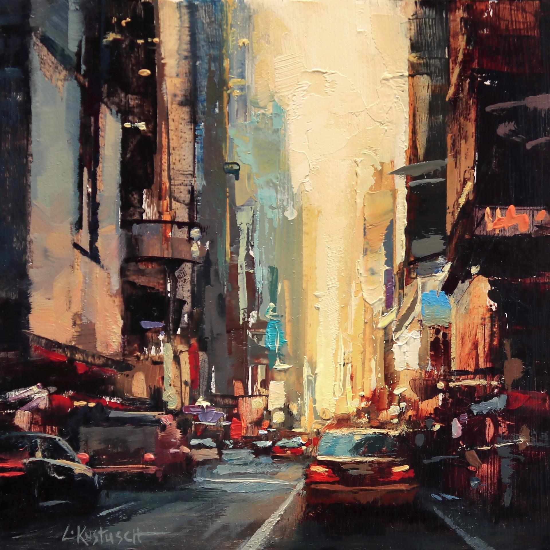 Summer in NYC by Lindsey Kustusch