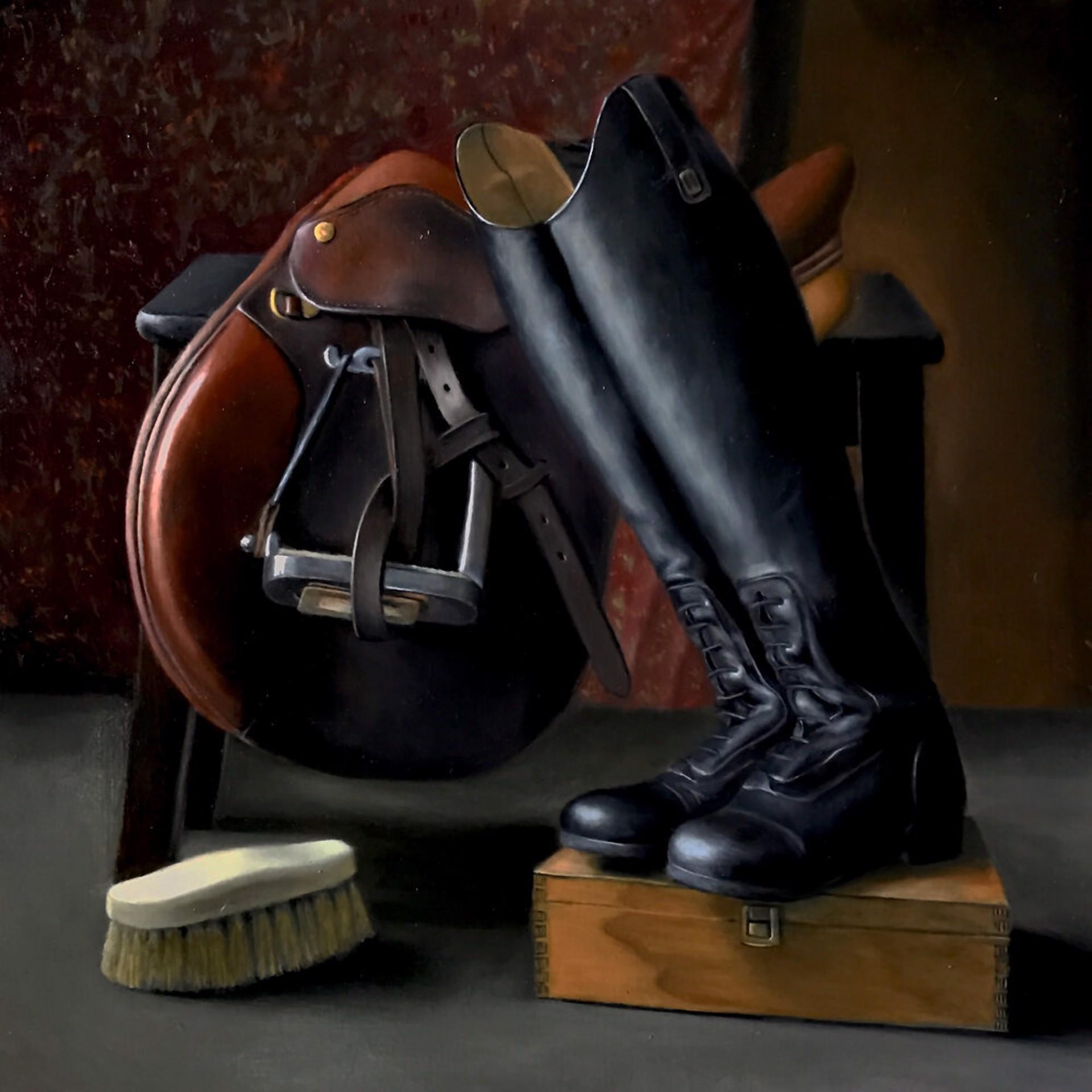 Equestrian Attributes by Claire Taveras