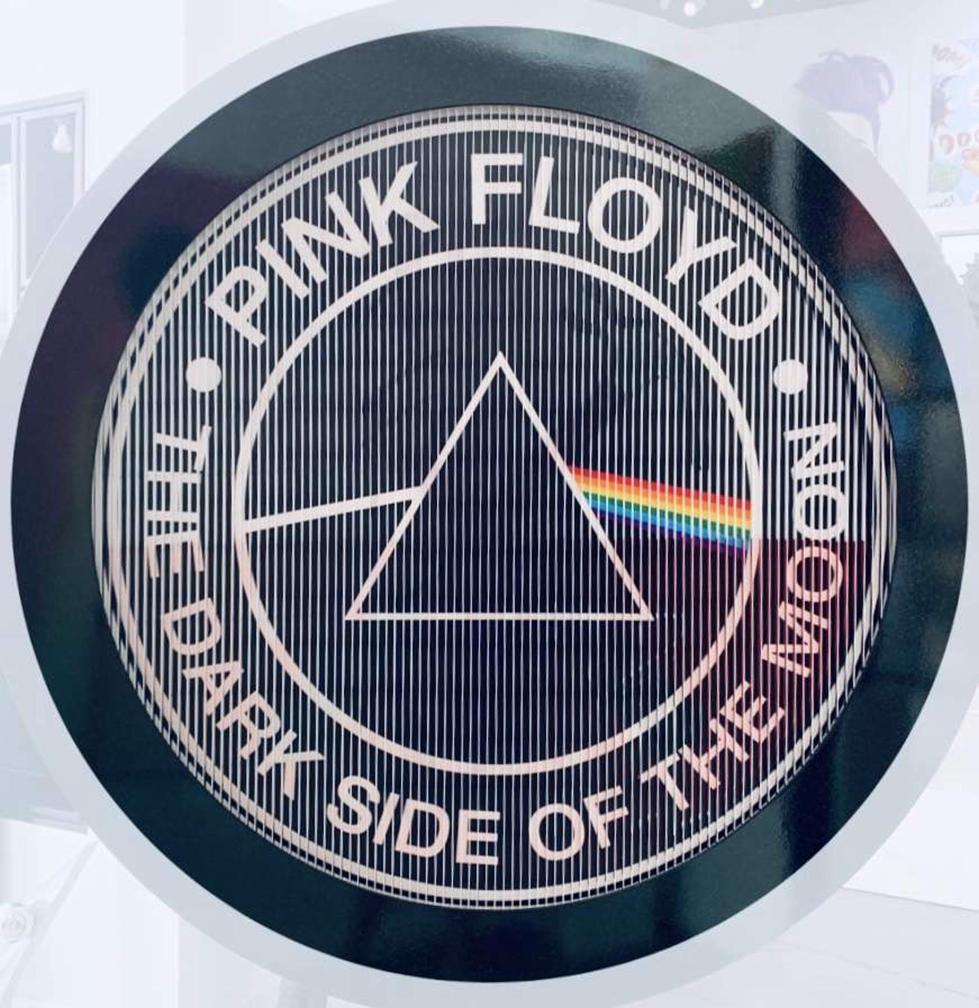 Dark Side Of the Moon Pink Floyd by Efi Mashiah