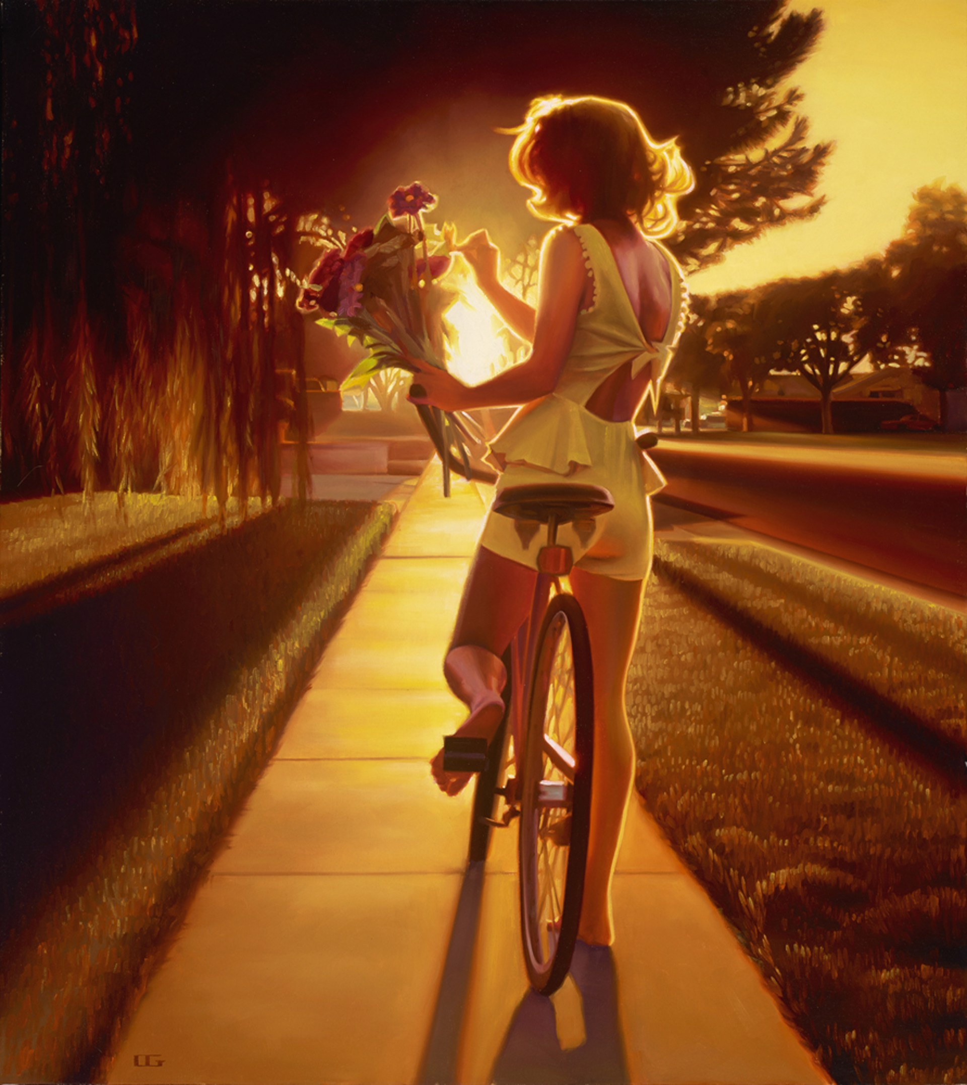 Loves Me by Carrie Graber