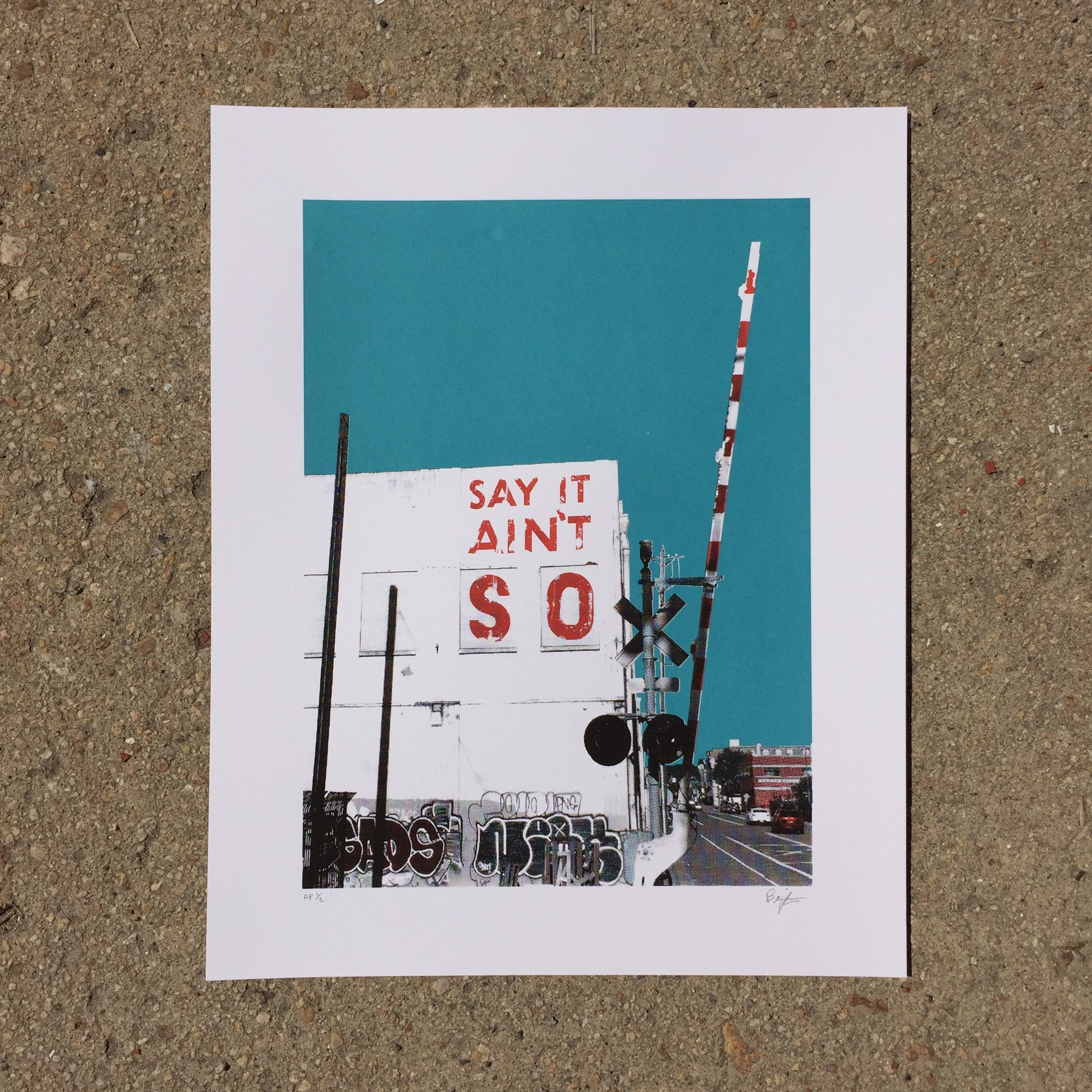 Say it Ain't So by BT Livermore