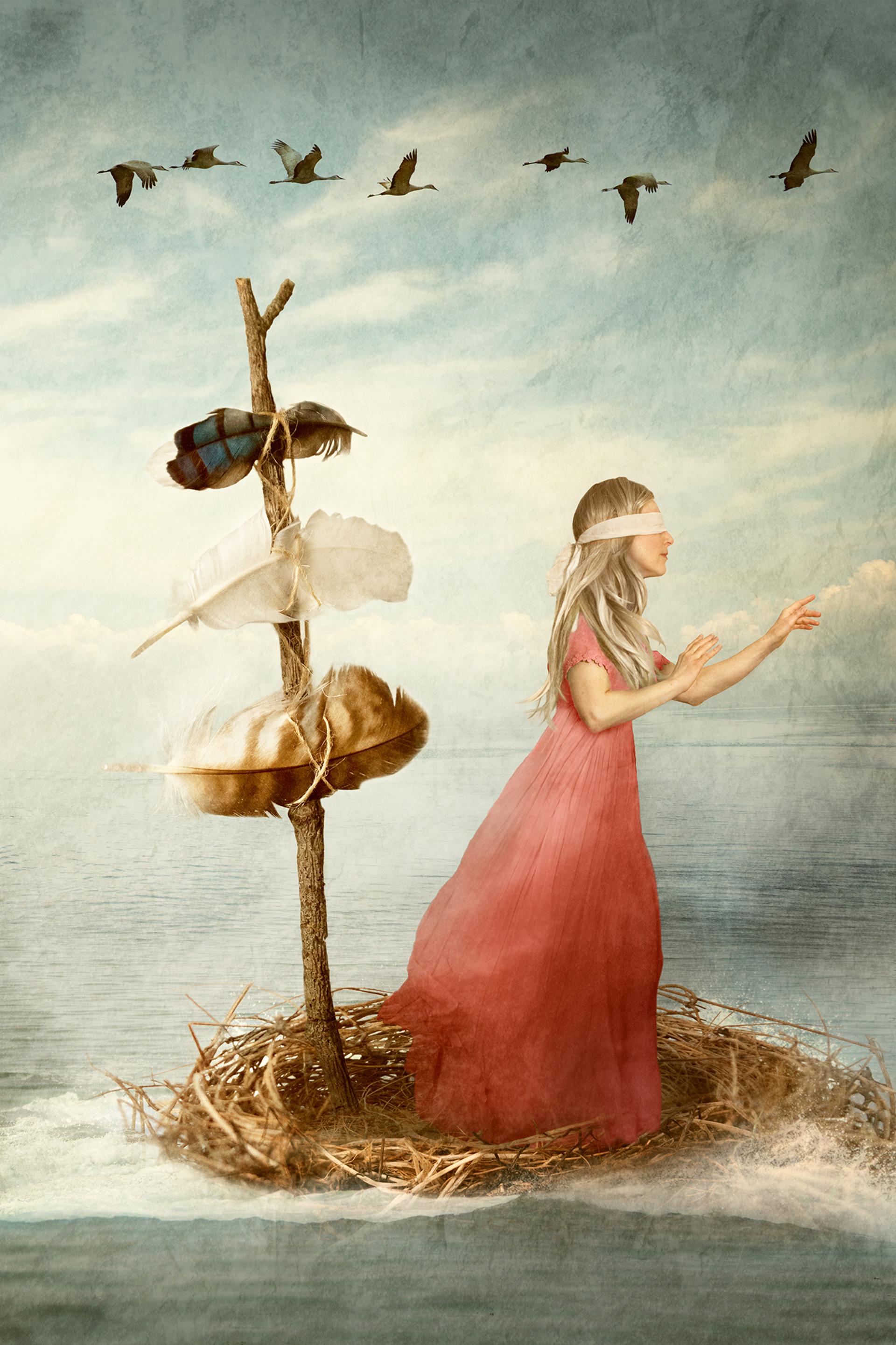 Uncharted by Elisabeth Ladwig