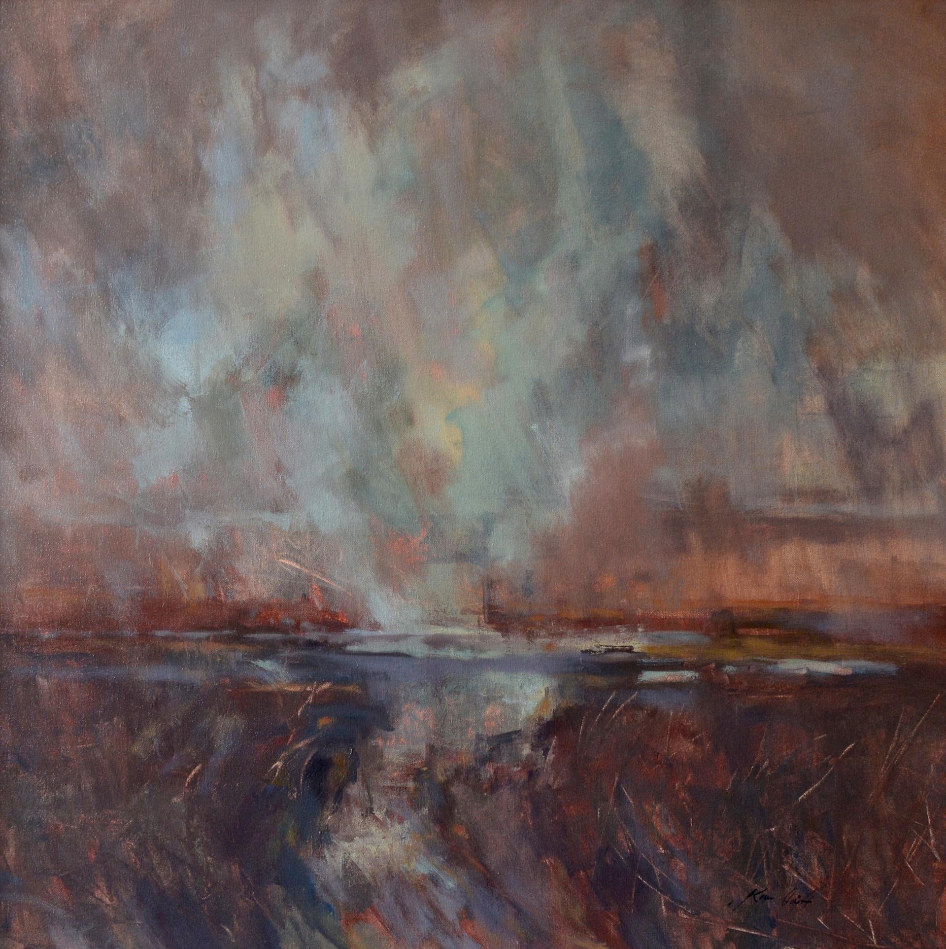 Just After the Storm by Karen Hewitt Hagan