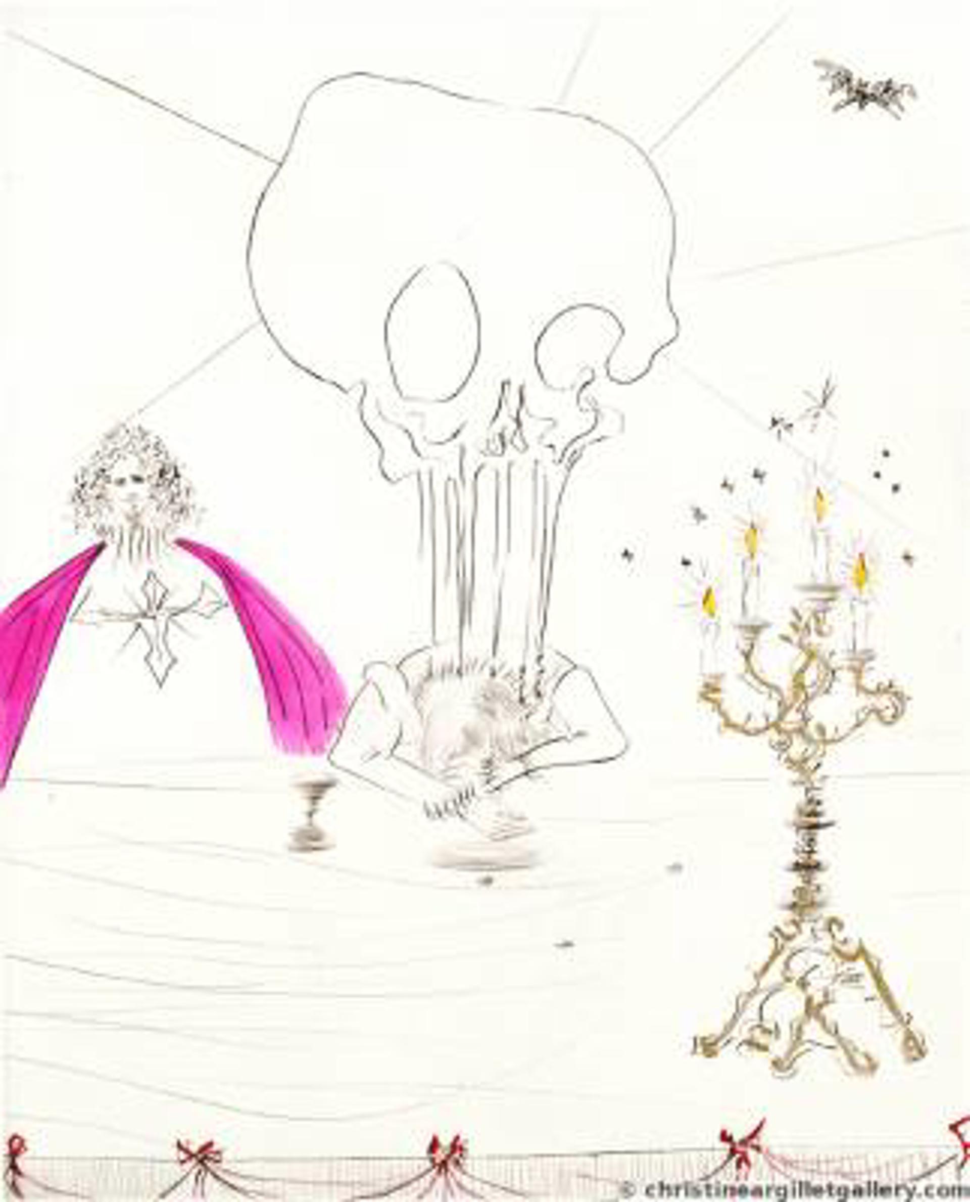 "Don-Juan  ""Banquet of Don "" by Salvador Dali"