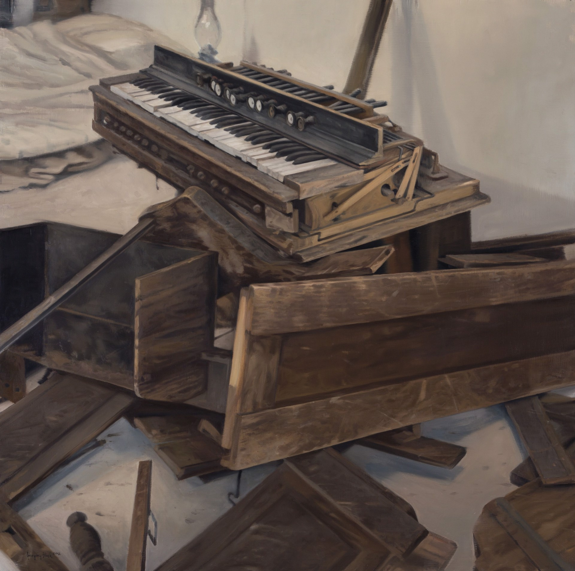 Organ Dissection by Gregory Block