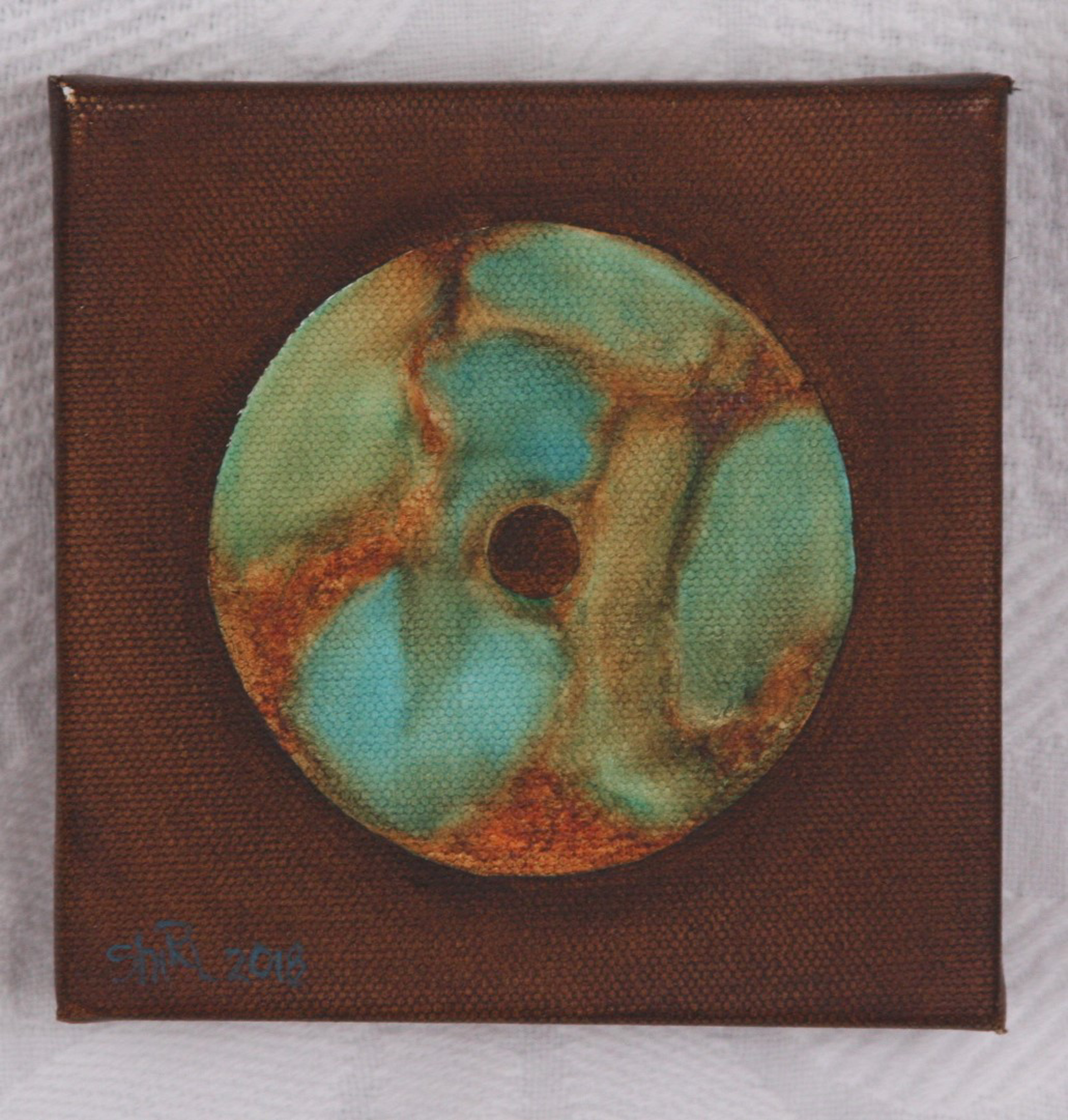 Washer 3 by Shirley Hays (Yamhill, OR)