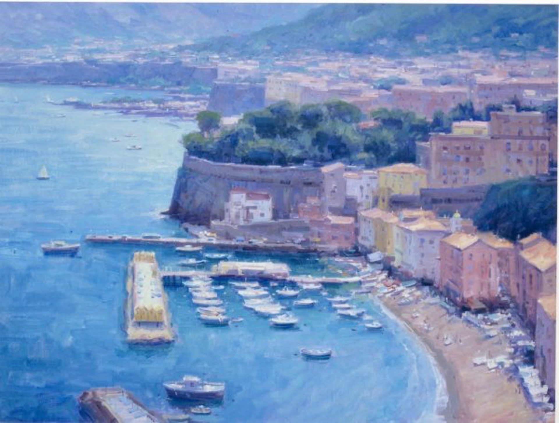 Taylor: Grand Overlook, Sorrento by Bryan Mark Taylor