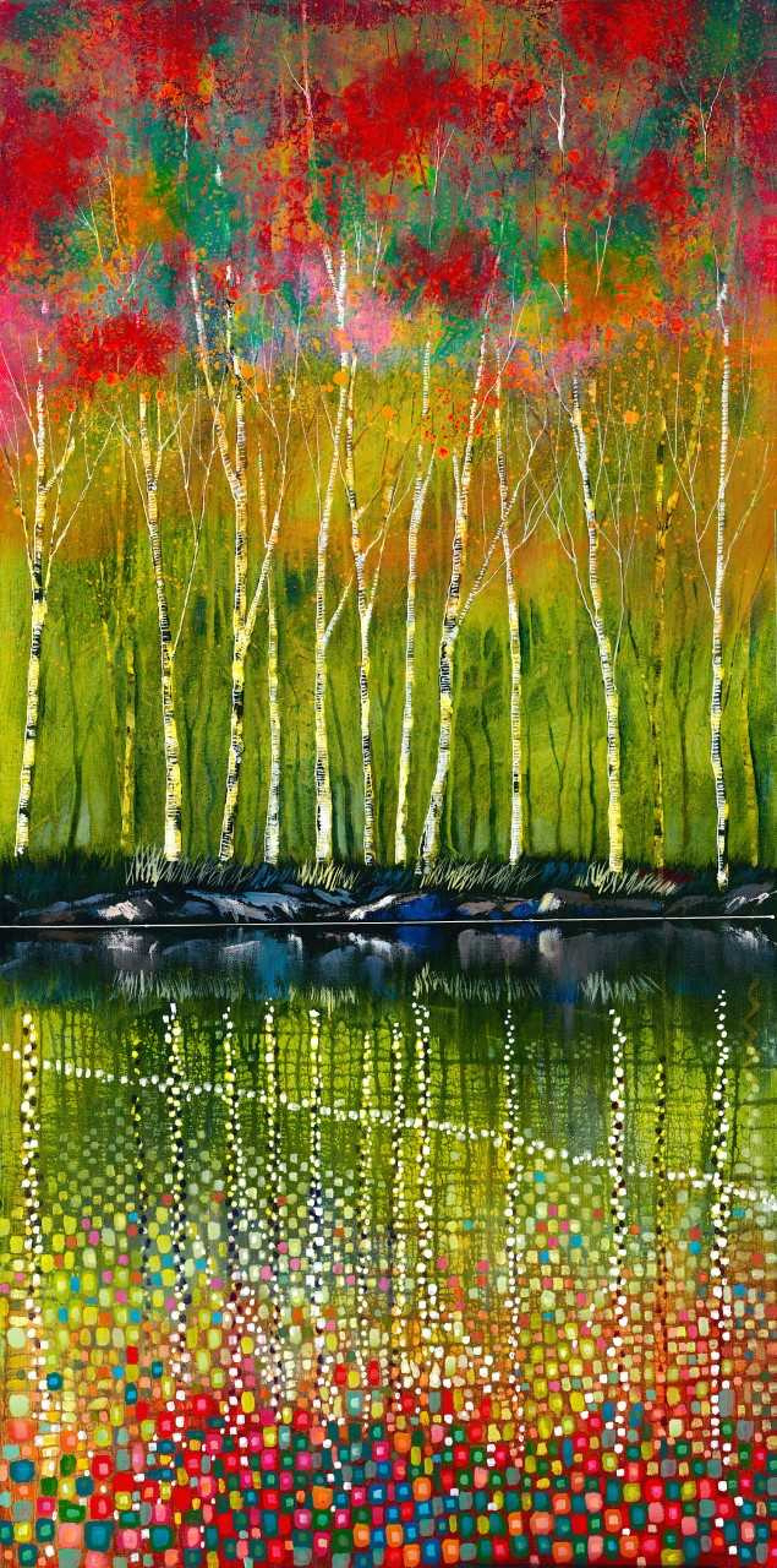 Symphonic Birch by Ford Smith