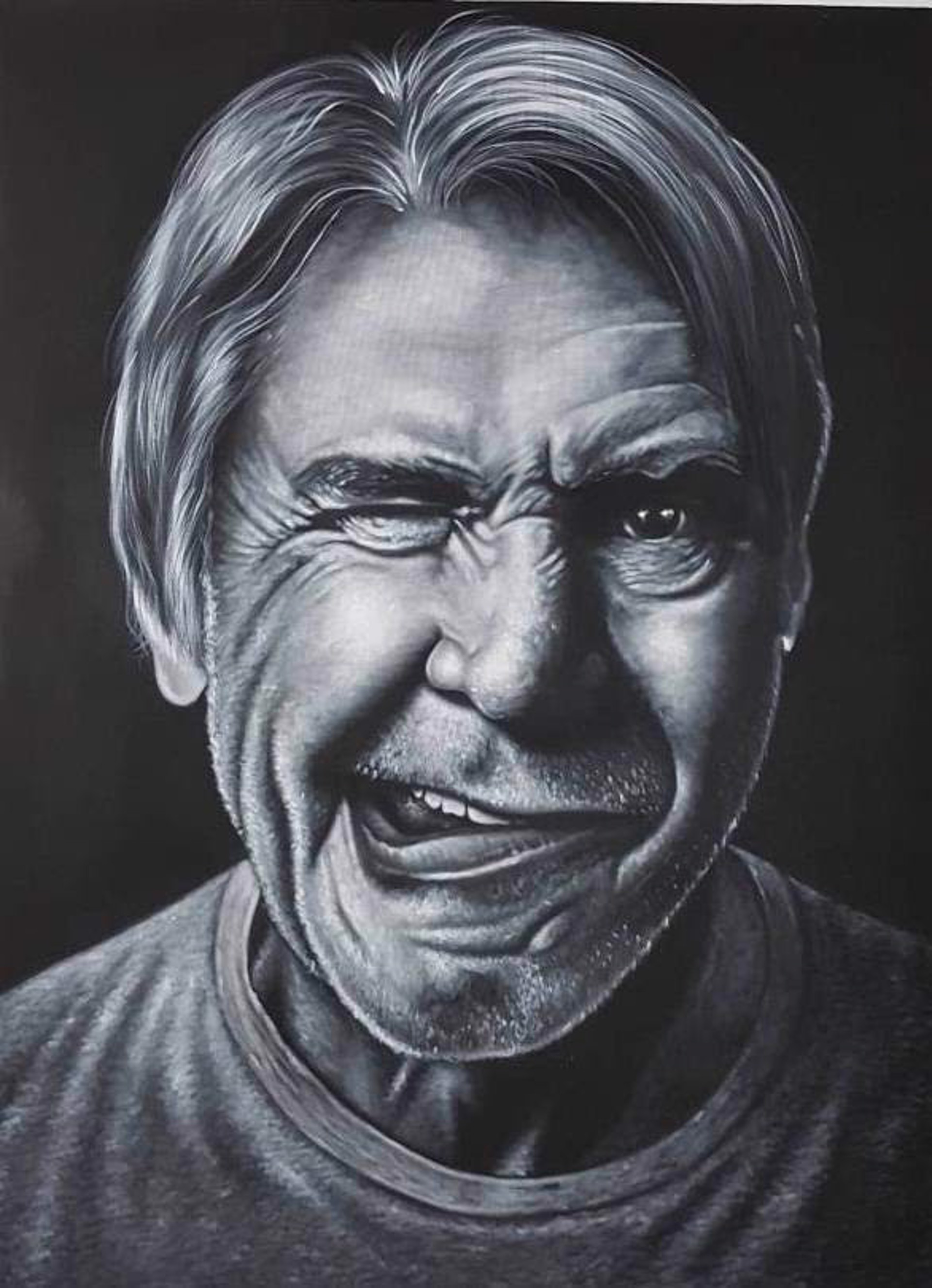 """""""Celebrity Series"""" Harrison Ford by Ismed Rizal"""
