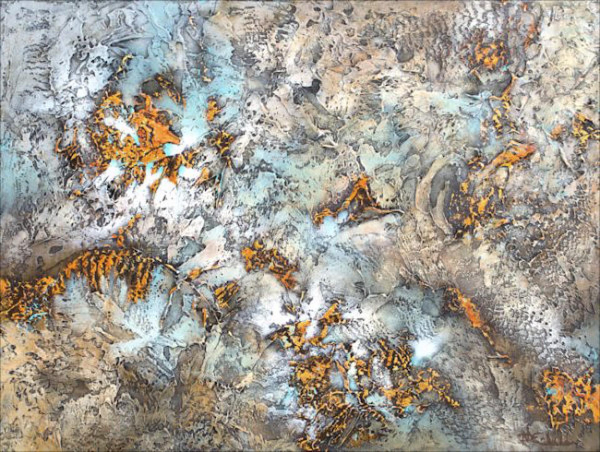 Golden Islands by Nancy Eckels