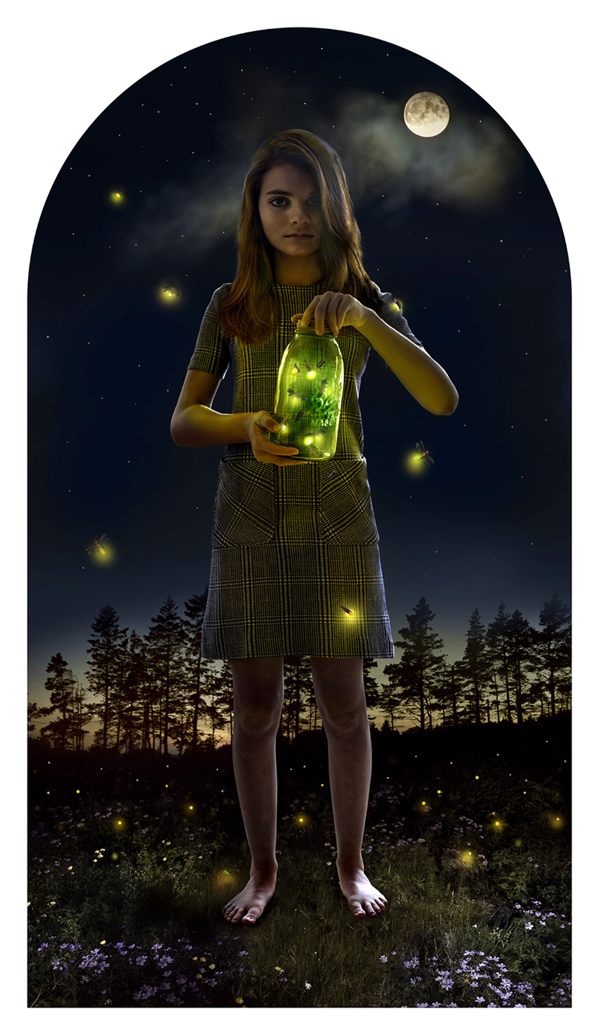 Lightning in a Jar by Tom Chambers