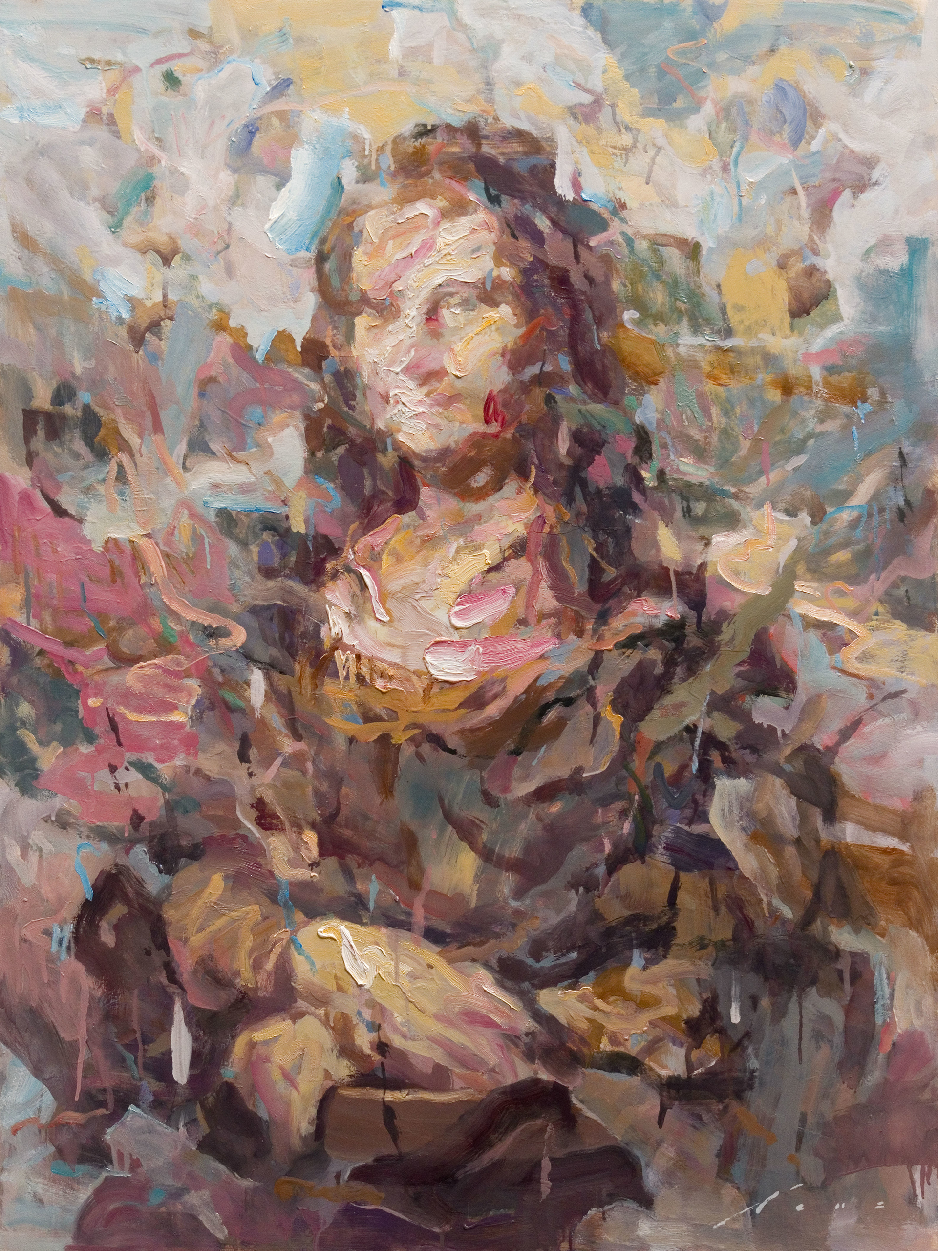 Mona 1 by Vincent Xeus