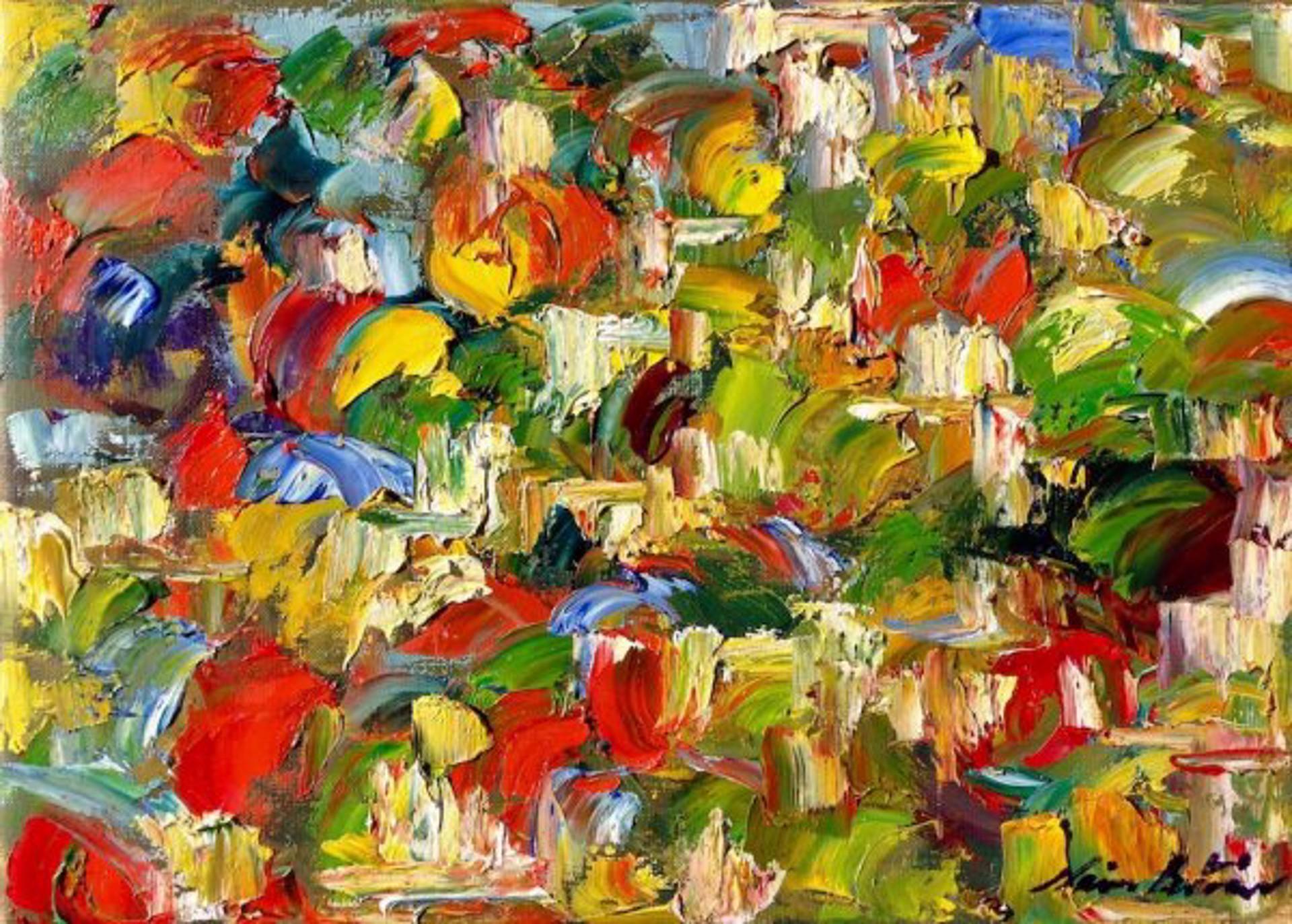 Color Textures by Maria Bertrán