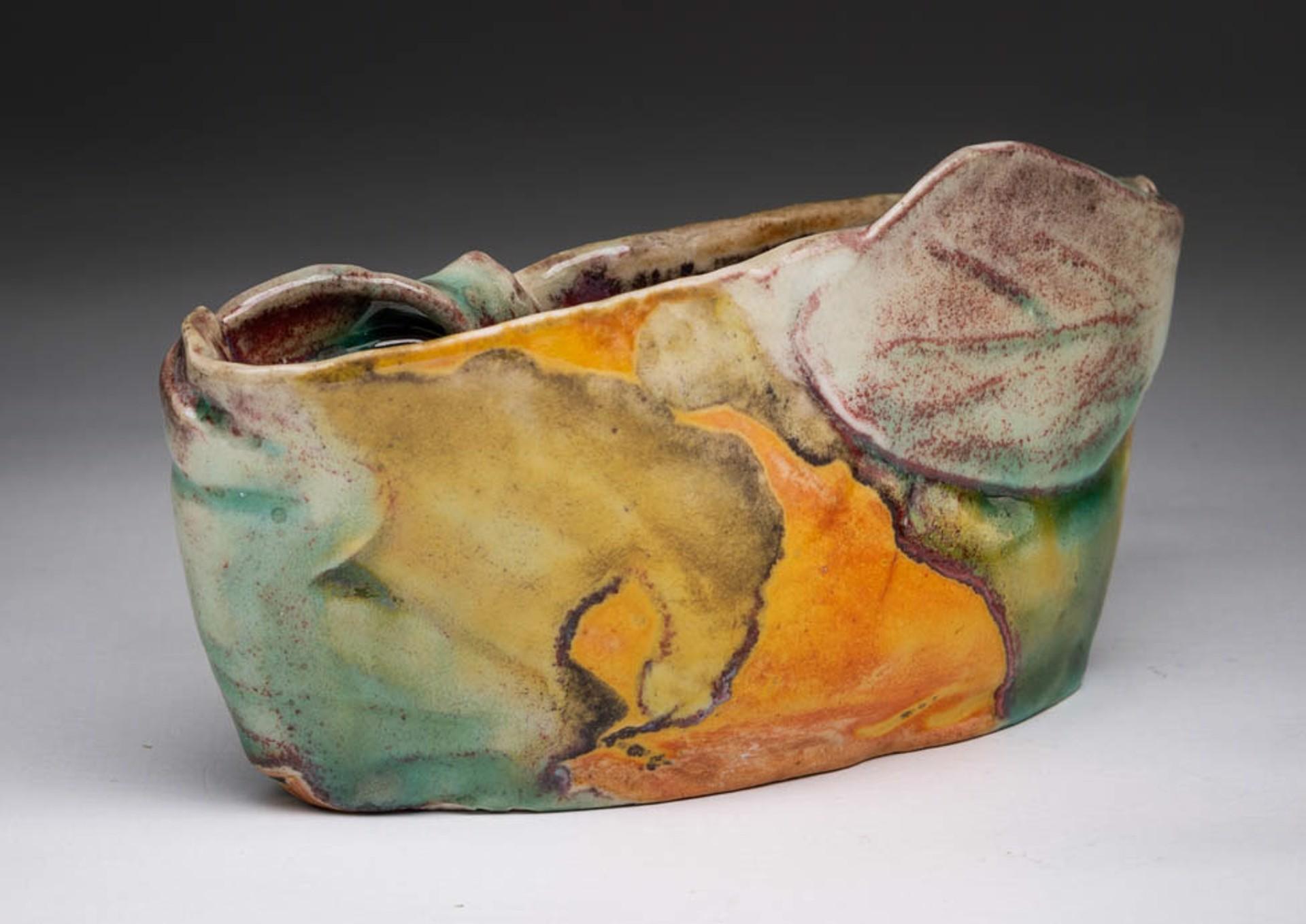 Pocket Vase by Caroline BottomAnderson