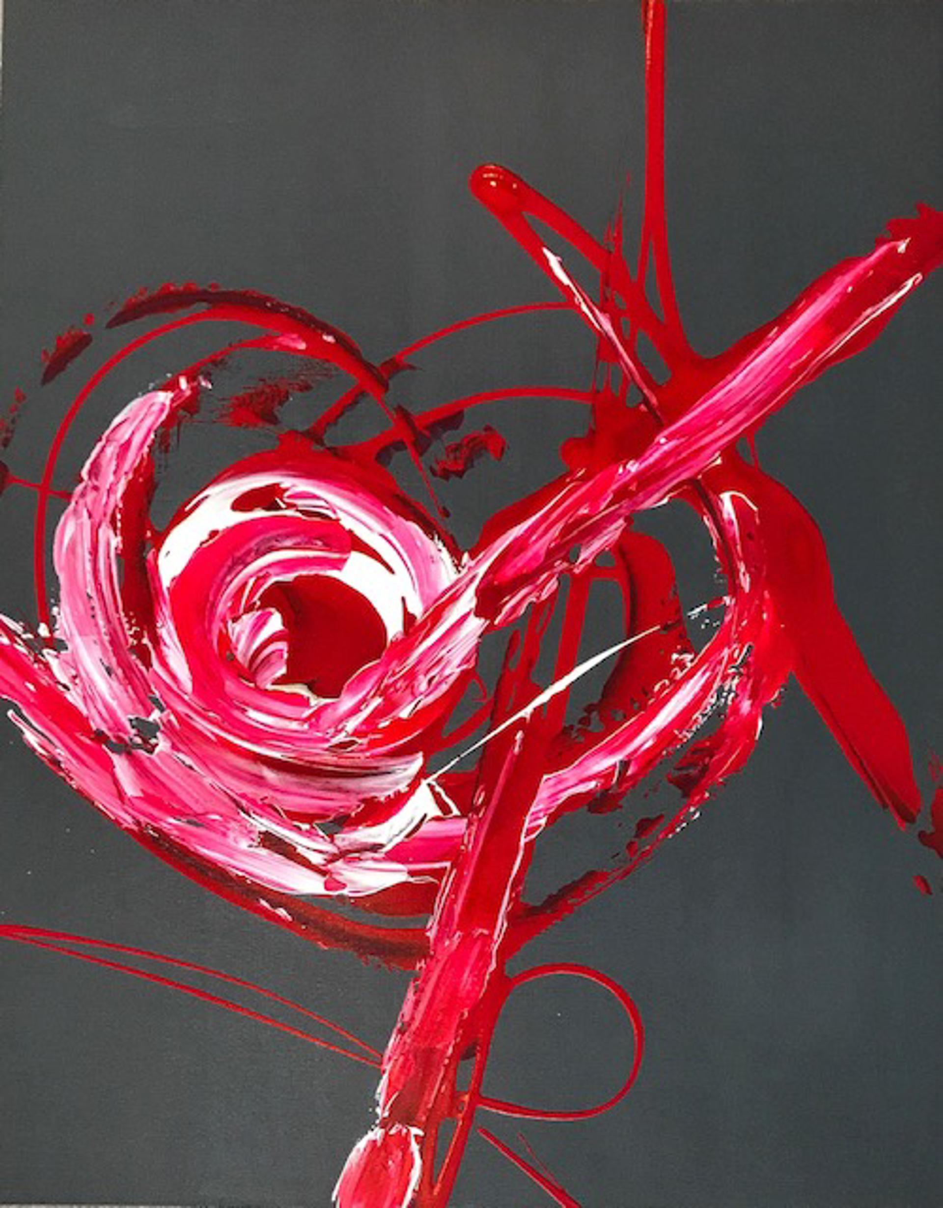 Heartspace No. 1 by Lisa Ledson