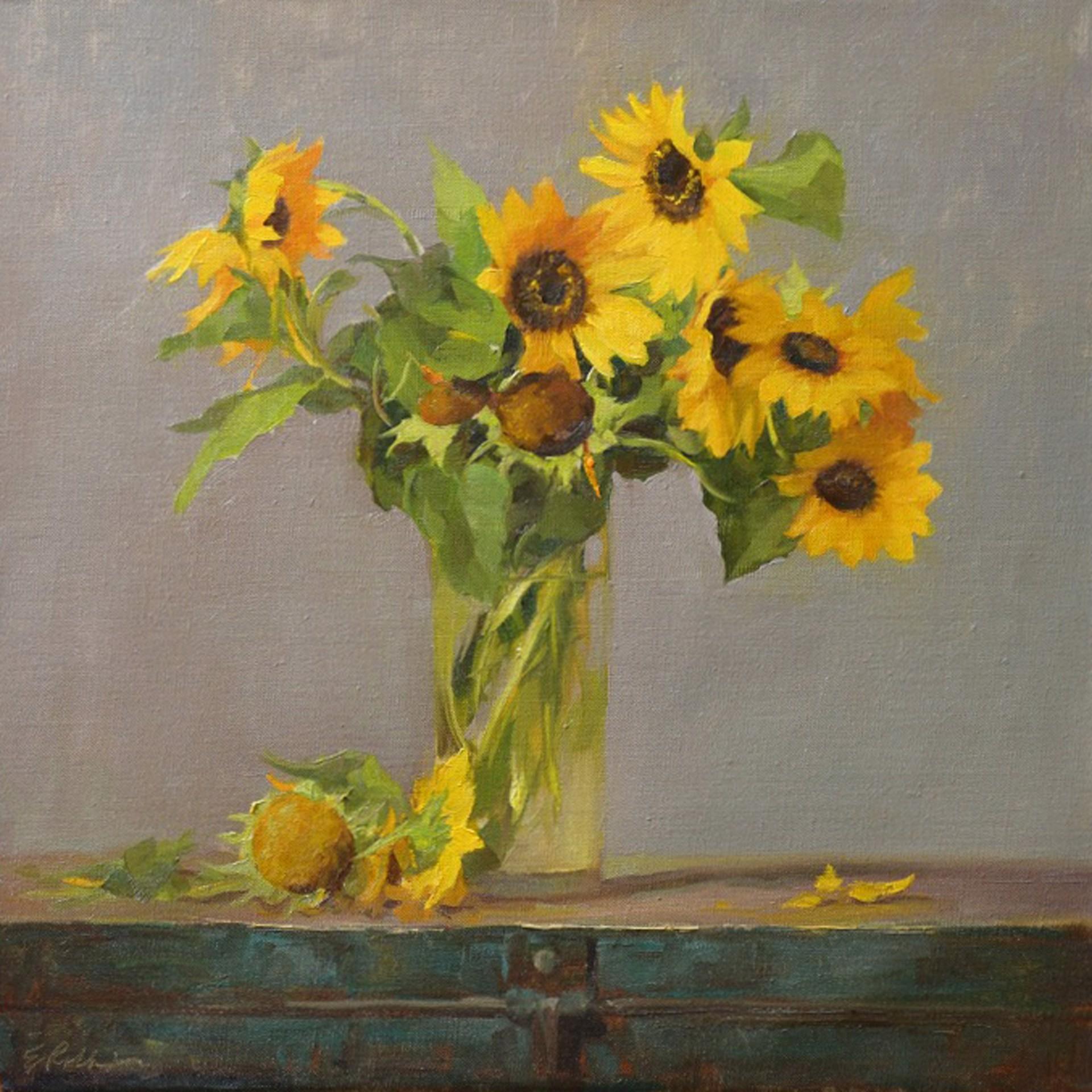 Yellow Bliss by Elizabeth Robbins