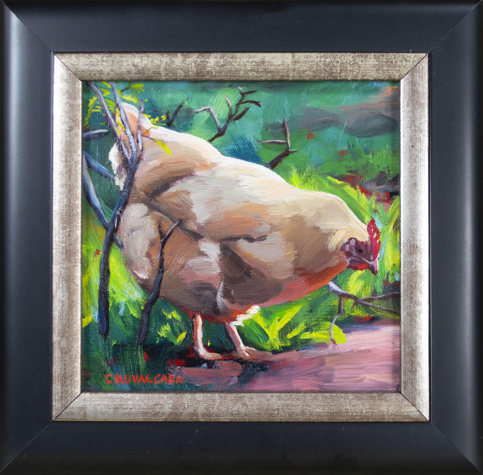 Feeling Peckish by Cathryn Ruvalcaba
