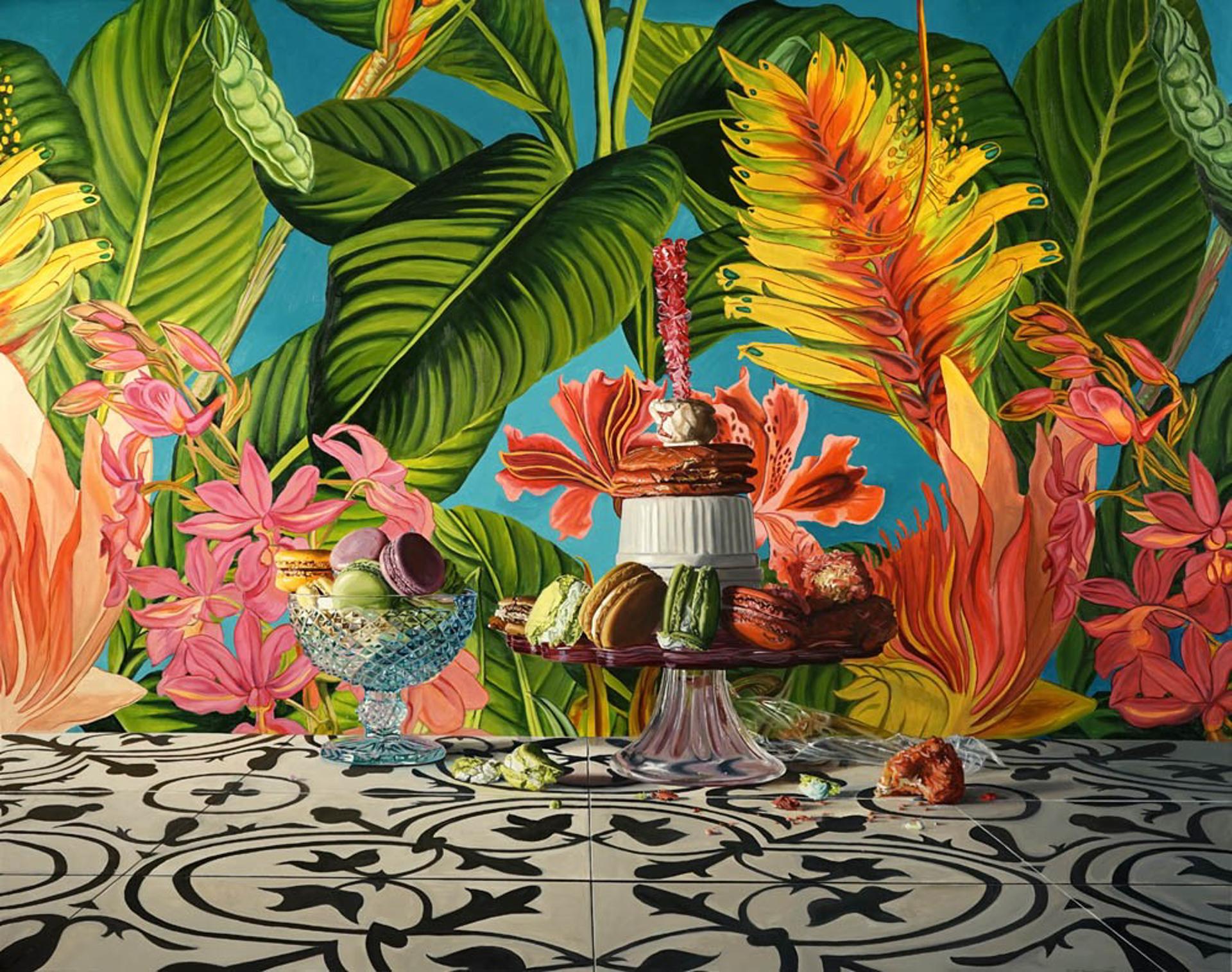 Sucrose Tropical Mythology by Denise Stewart-Sanabria