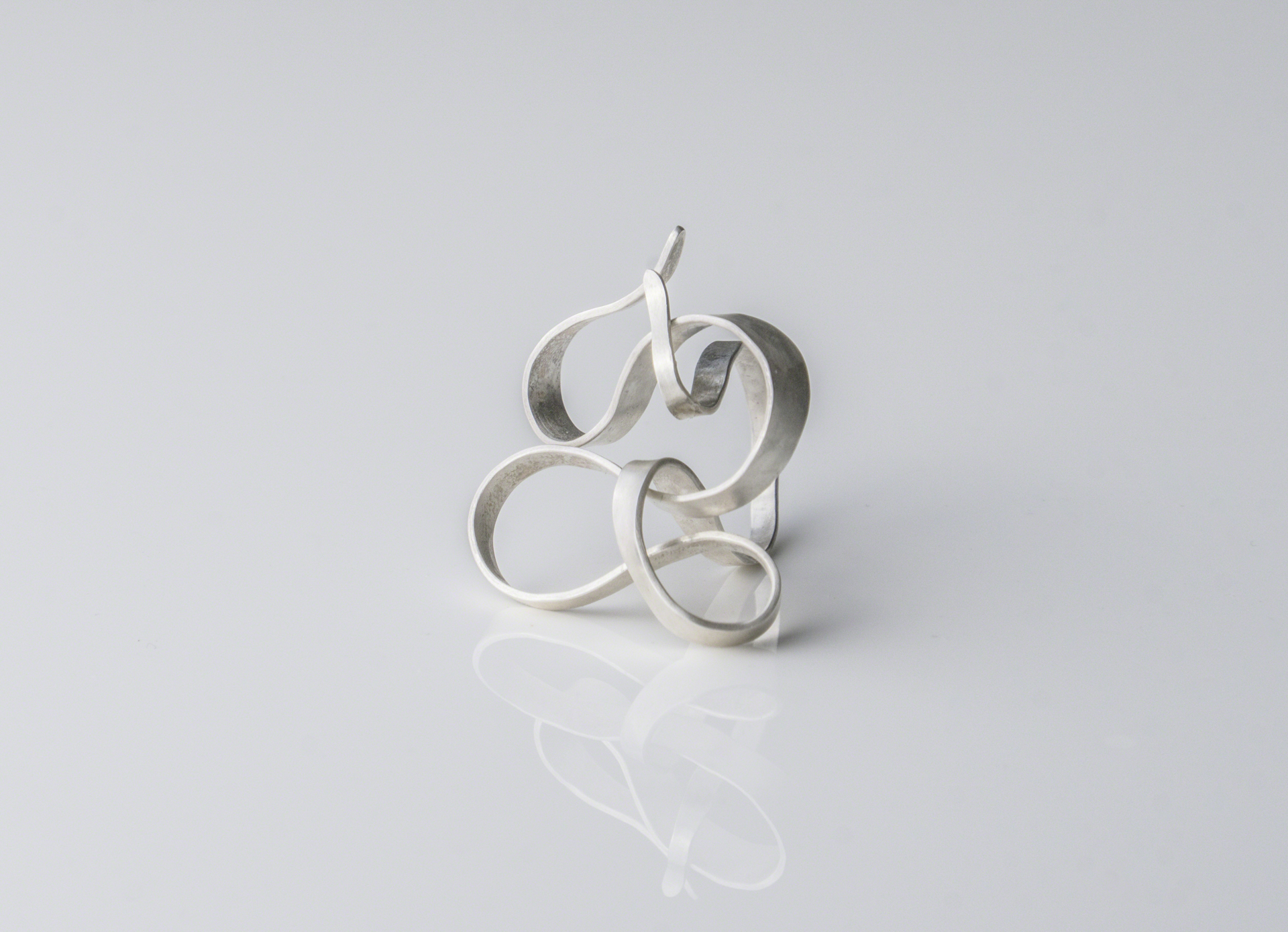 """Isadora"" Ring   by Jacques Jarrige"