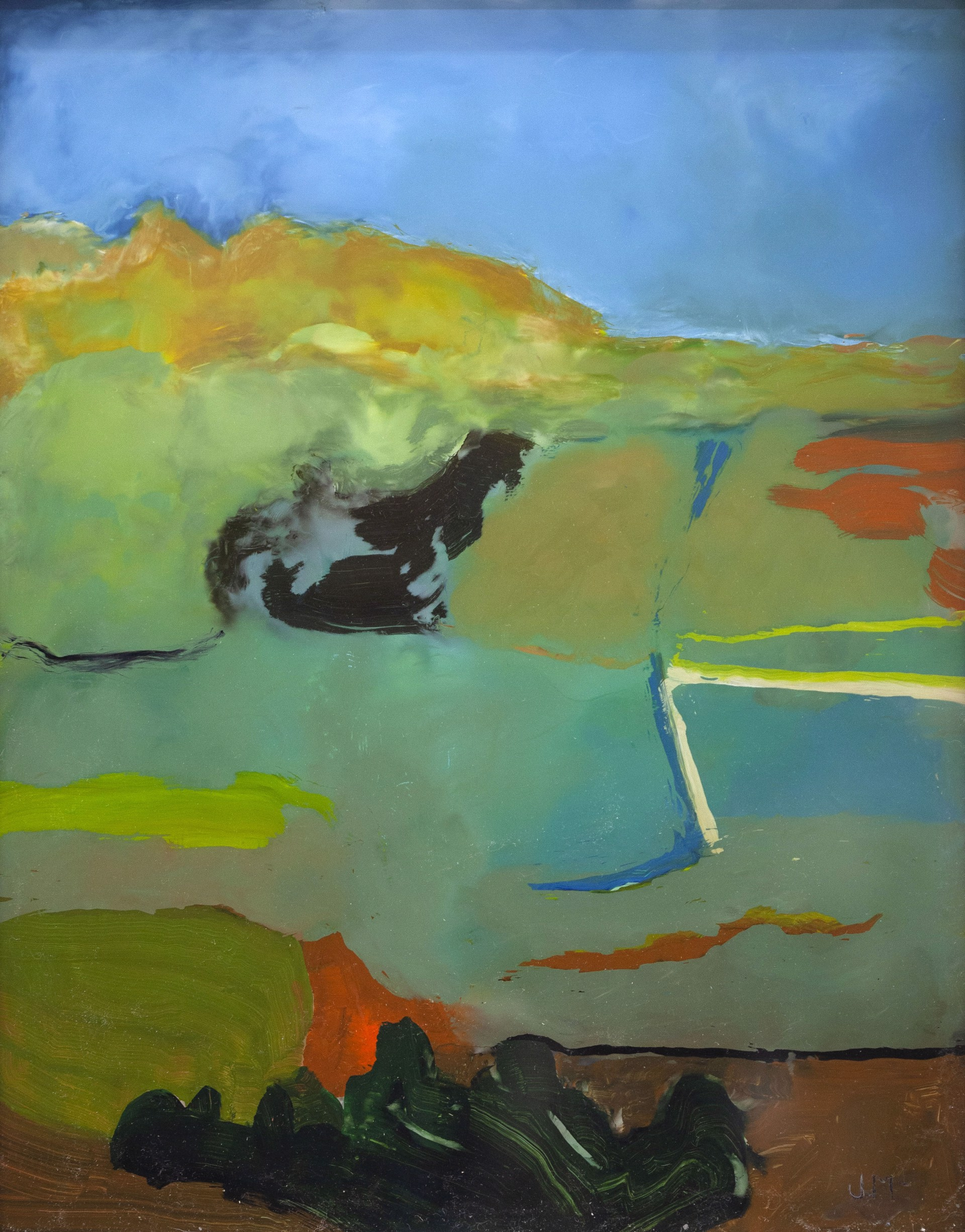 Blue Skies by John McCaw