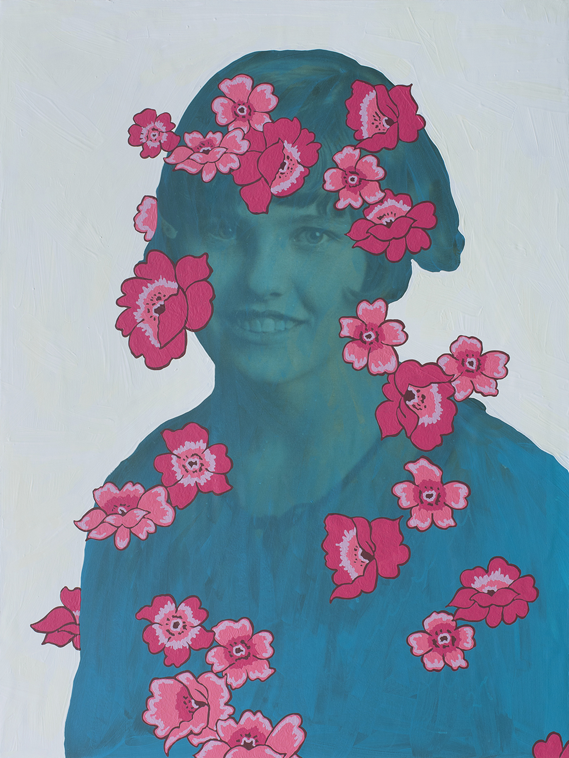 Untitled (Sincerely Ethel '27 Don't Forget the Night of Prom Forget me not Remember Me) by Daisy Patton