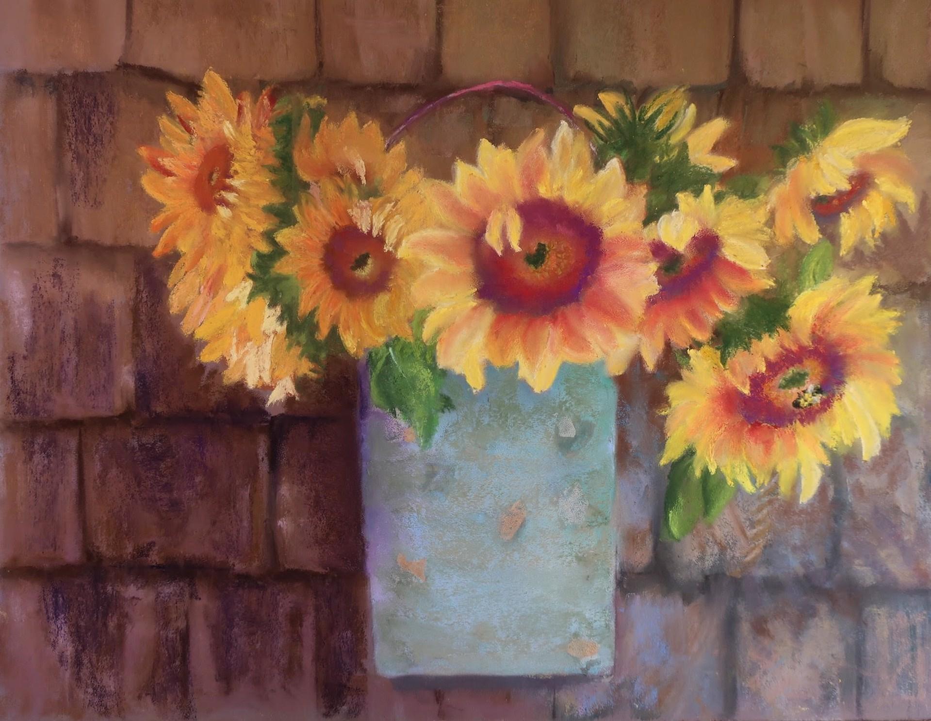 Sunflower Decor by Carol Frieswick