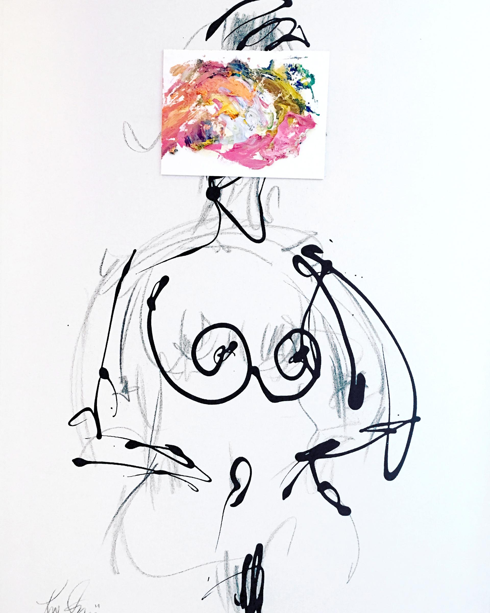 Mind of an Artist by Liz Lindstrom
