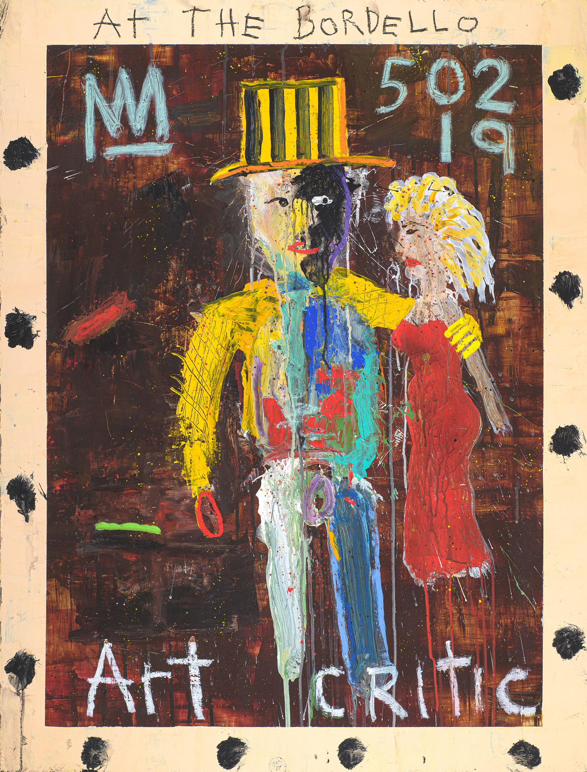 Art Critic at the Bordello by Michael Snodgrass