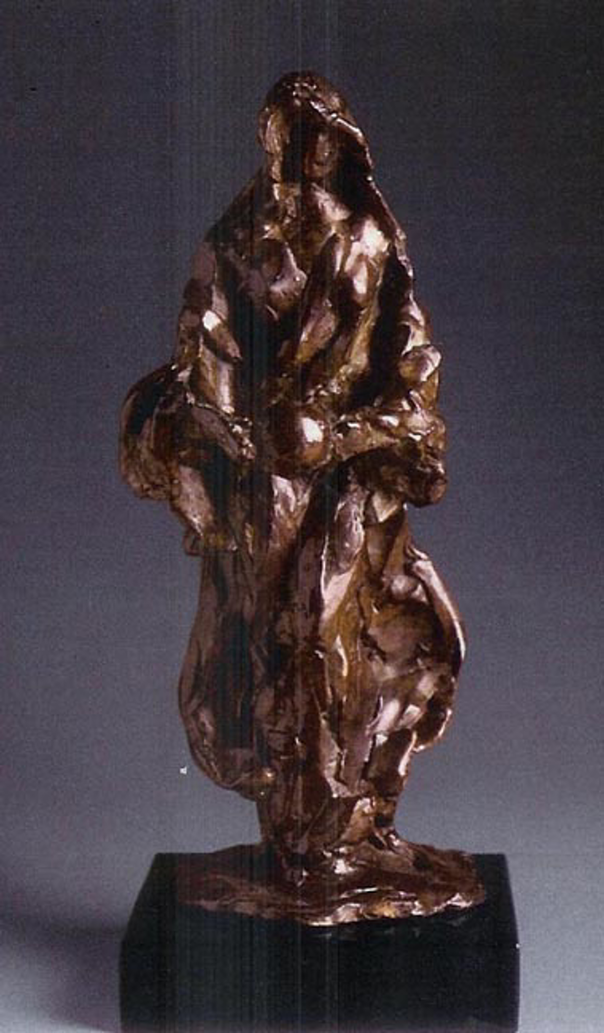 The Source Maquette by Frederick Hart