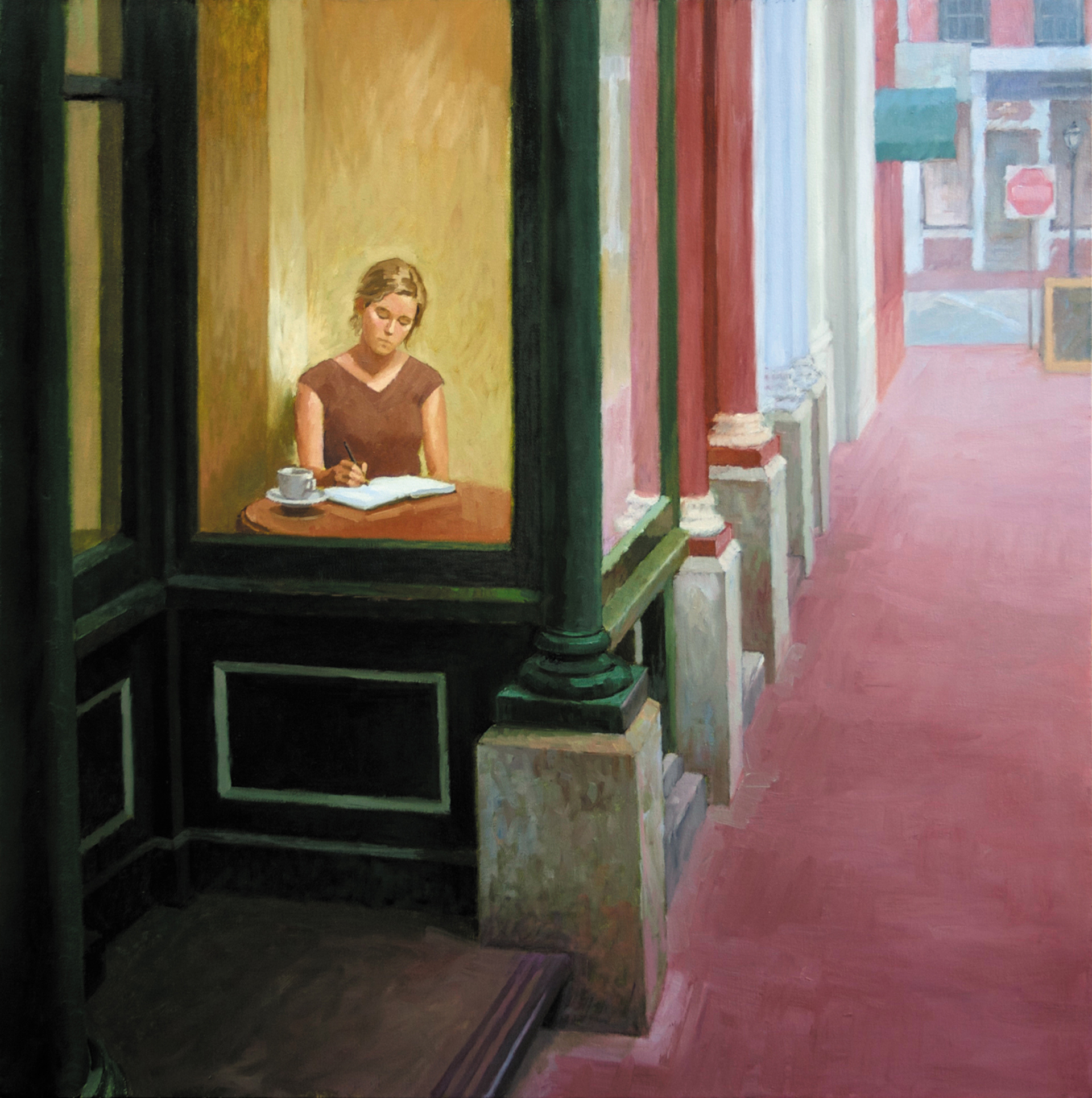 Notebook by Paul Schulenburg