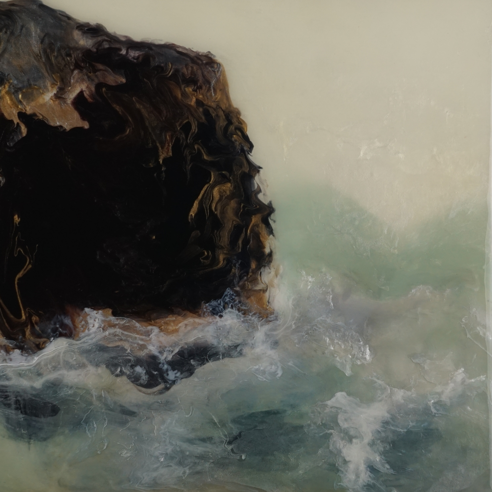 Ebb Tide 1 by Linda Ryan