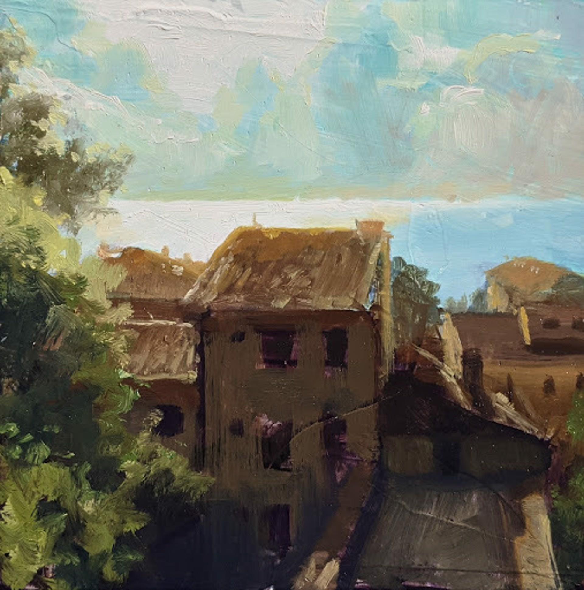 Italian Coast 1 by Christopher Clark
