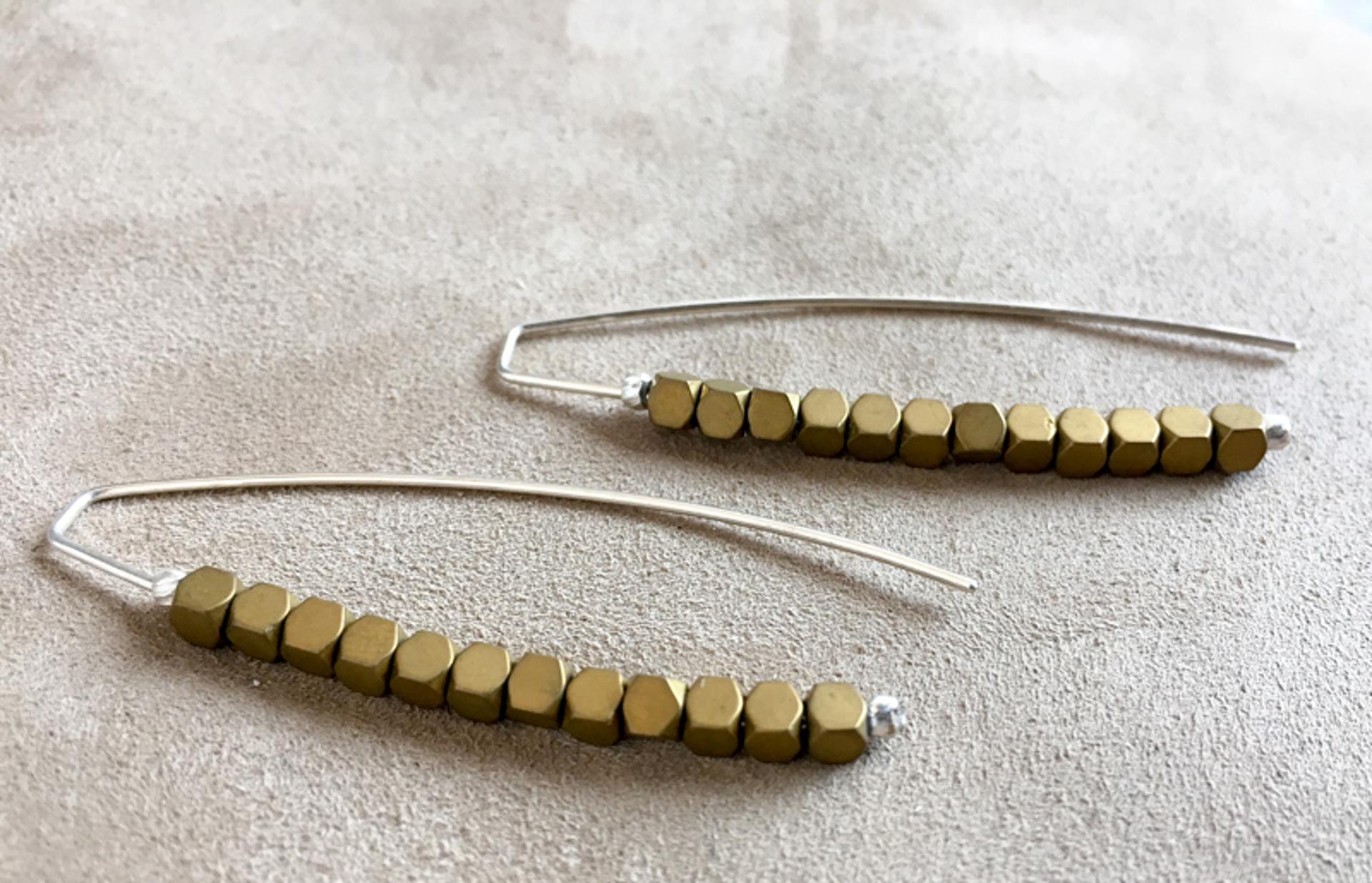 AOB 7375 Earrings by Lori Paulsen