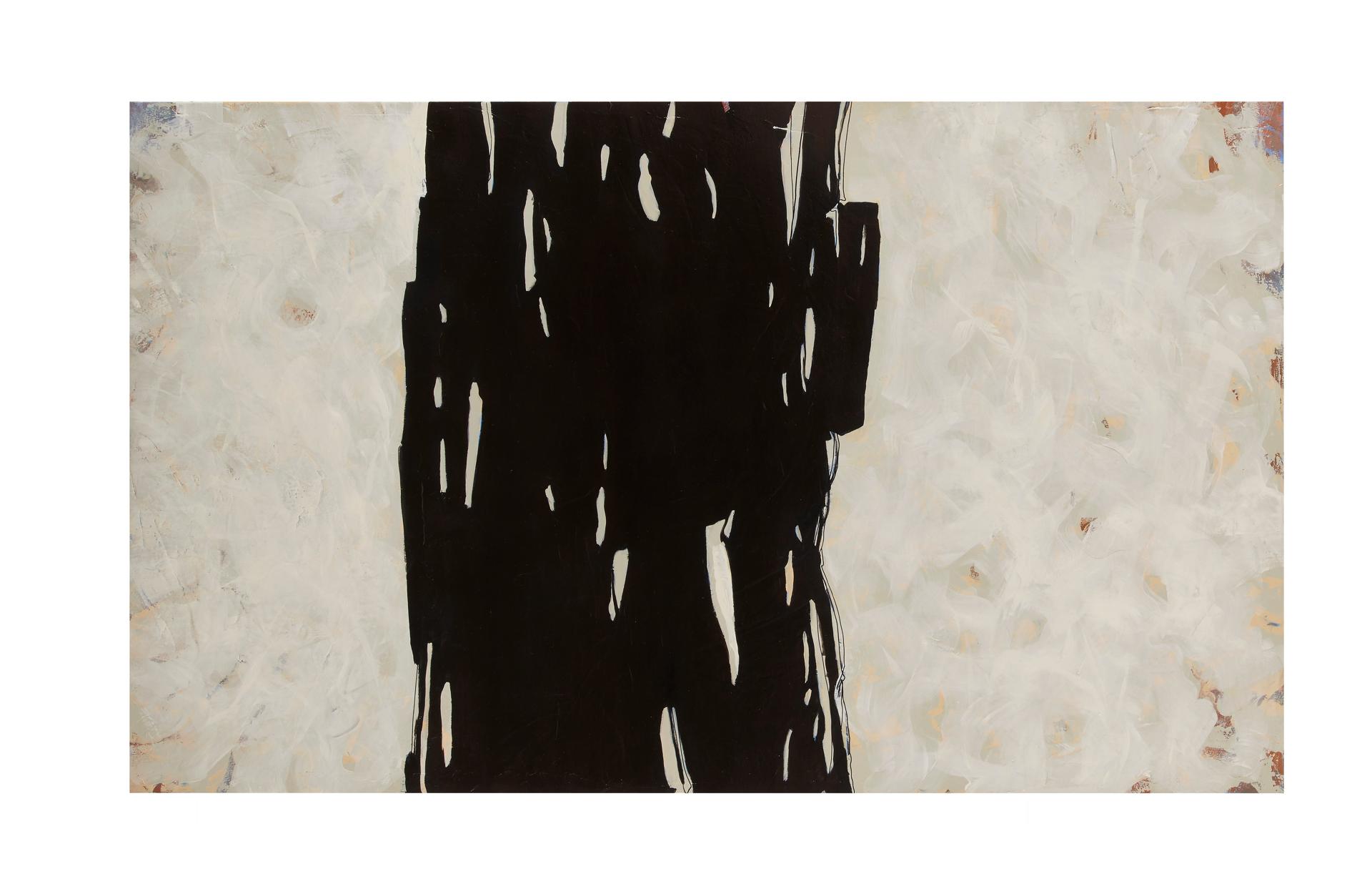 Black and Cream No. 1 by Helen Bellaver