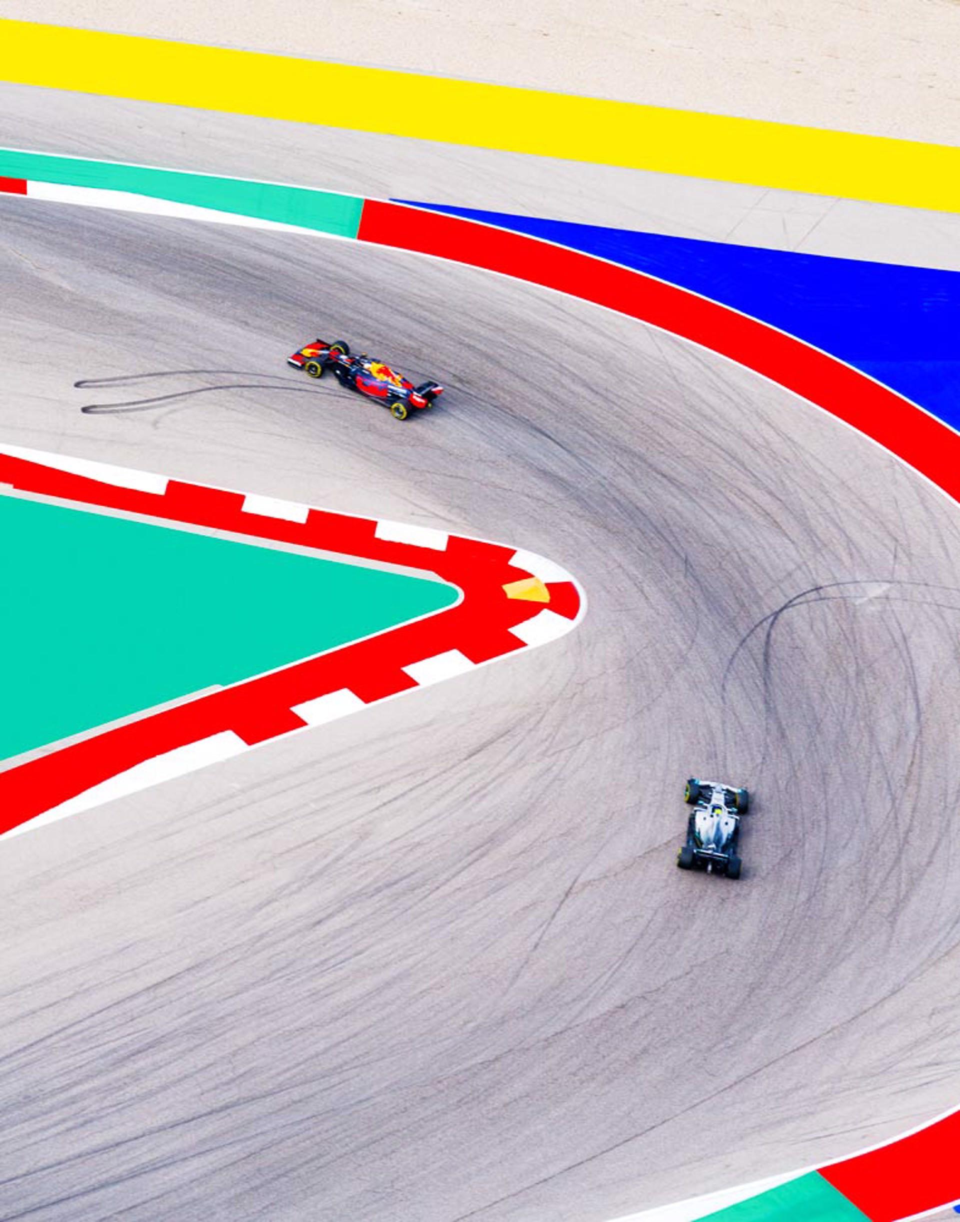 Curves Formula 1, Austin Texas by Dinesh Boaz